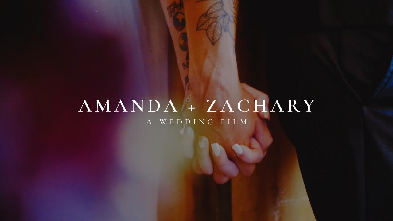 Amanda + Zach | Kansas City, Missouri | First Creek Farm