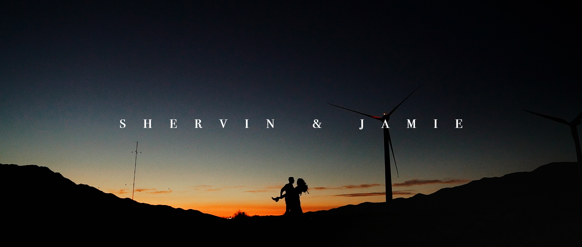 Shervin + Jamie | Palm Springs, California | Smoke Tree Ranch