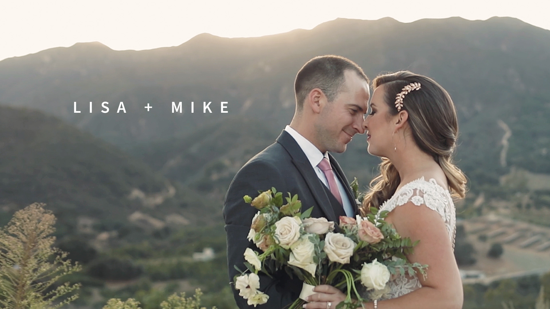 Lisa + Mike | Fallbrook, California | Circle Oak Ranch