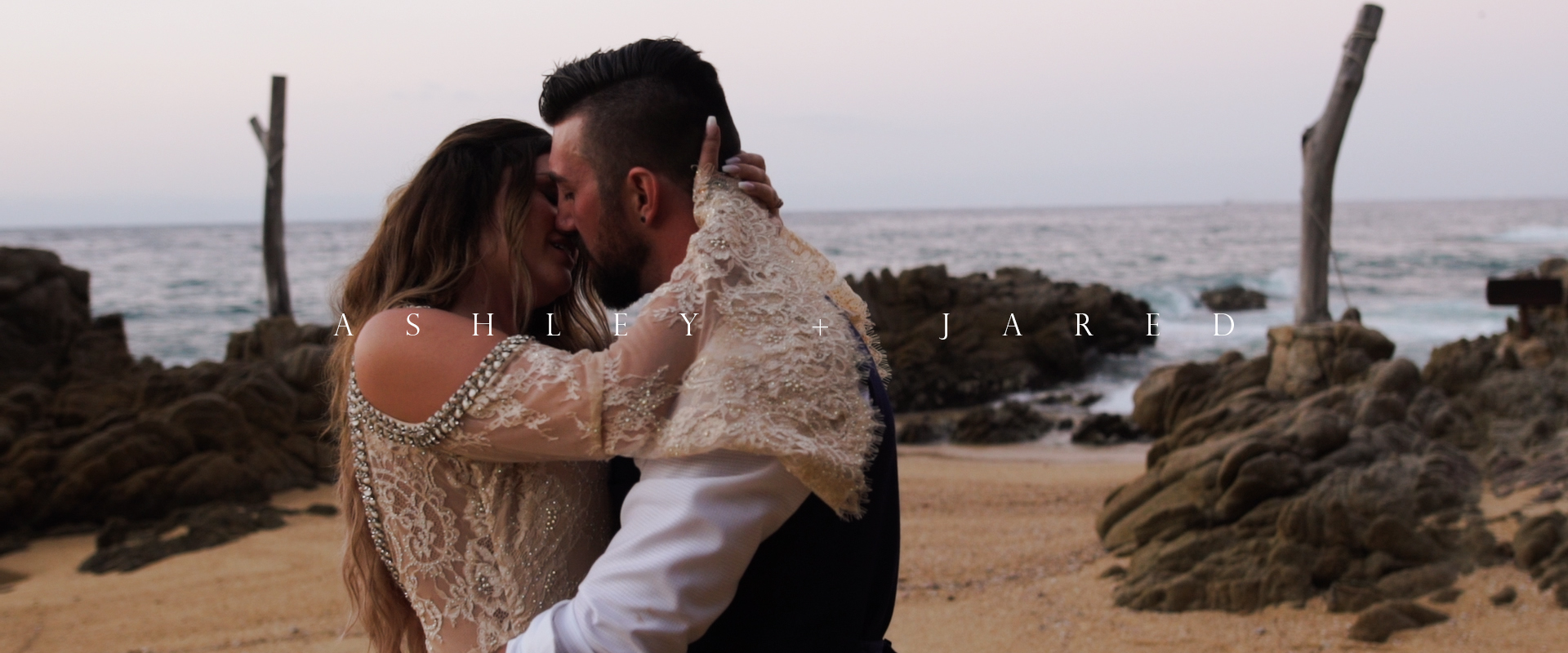 Ashley + Jared | Puerto Vallarta, Mexico | Las Caletas
