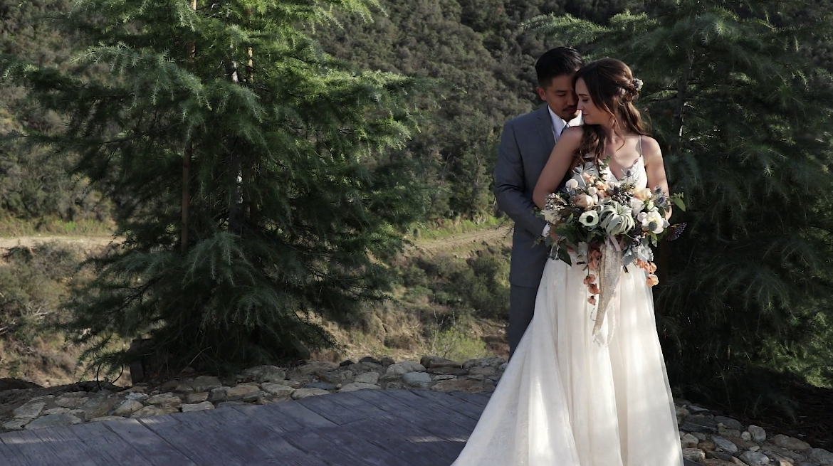 Brittany + Simon | Oak Glen, California | Serendipity Garden Weddings