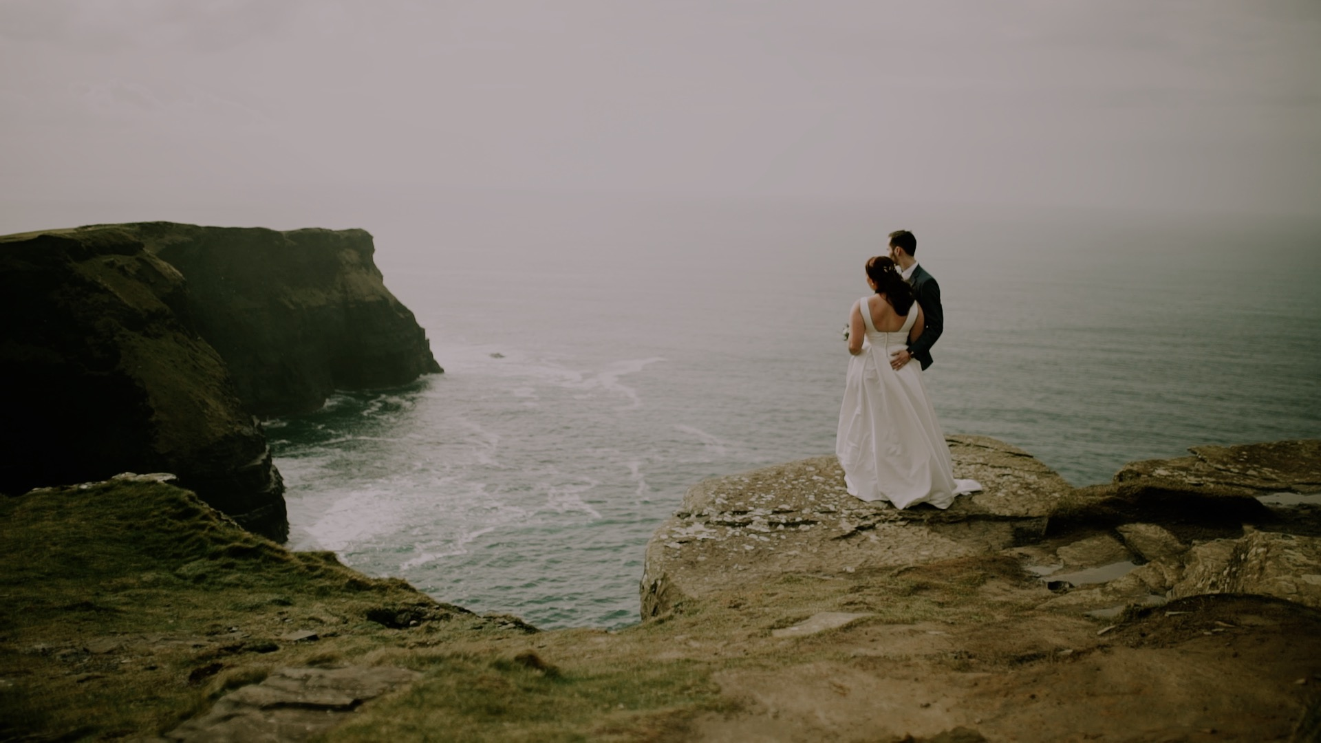 Bailey + Taylor | Lahinch, Ireland | Cliffs of Moher