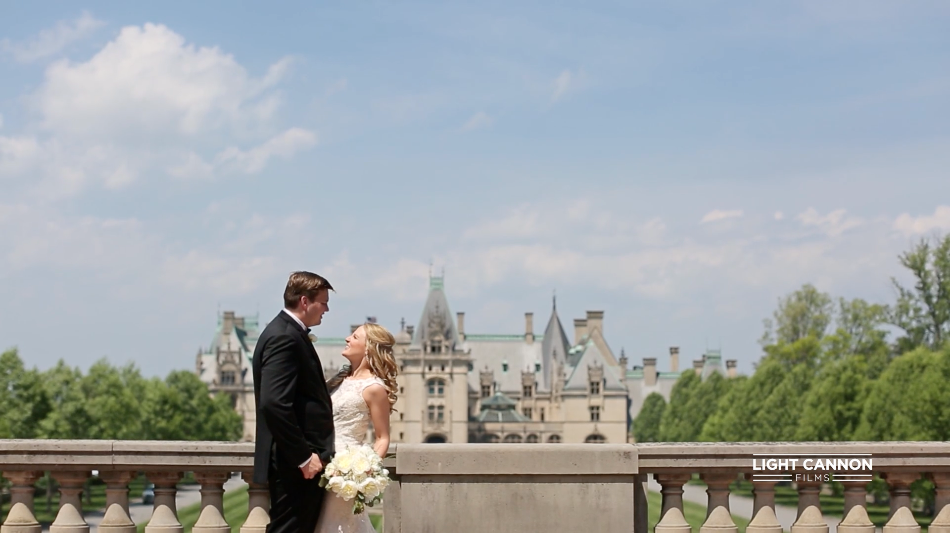 Kelly + Caleb | Asheville, North Carolina | Biltmore Estate, Asheville