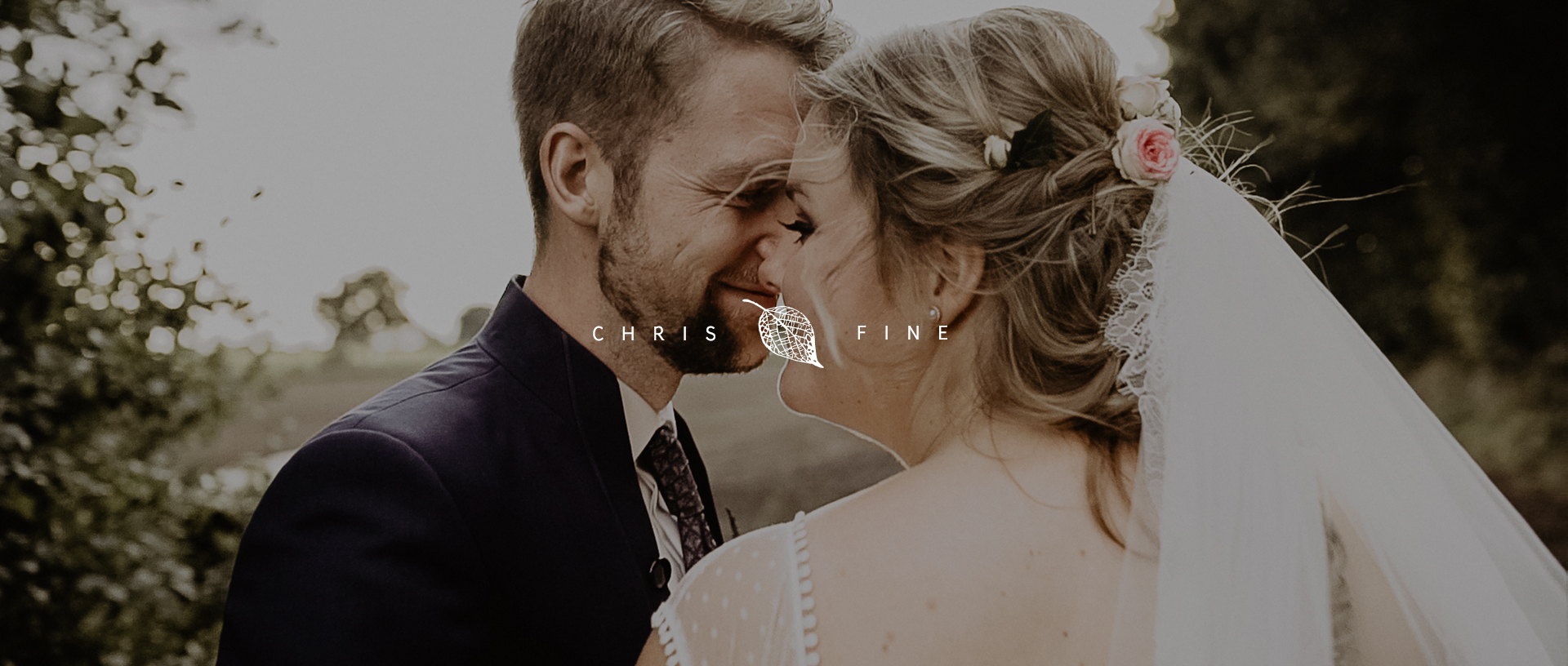 Chris + Fine | hamburg, Germany | The Brides Parents Farm