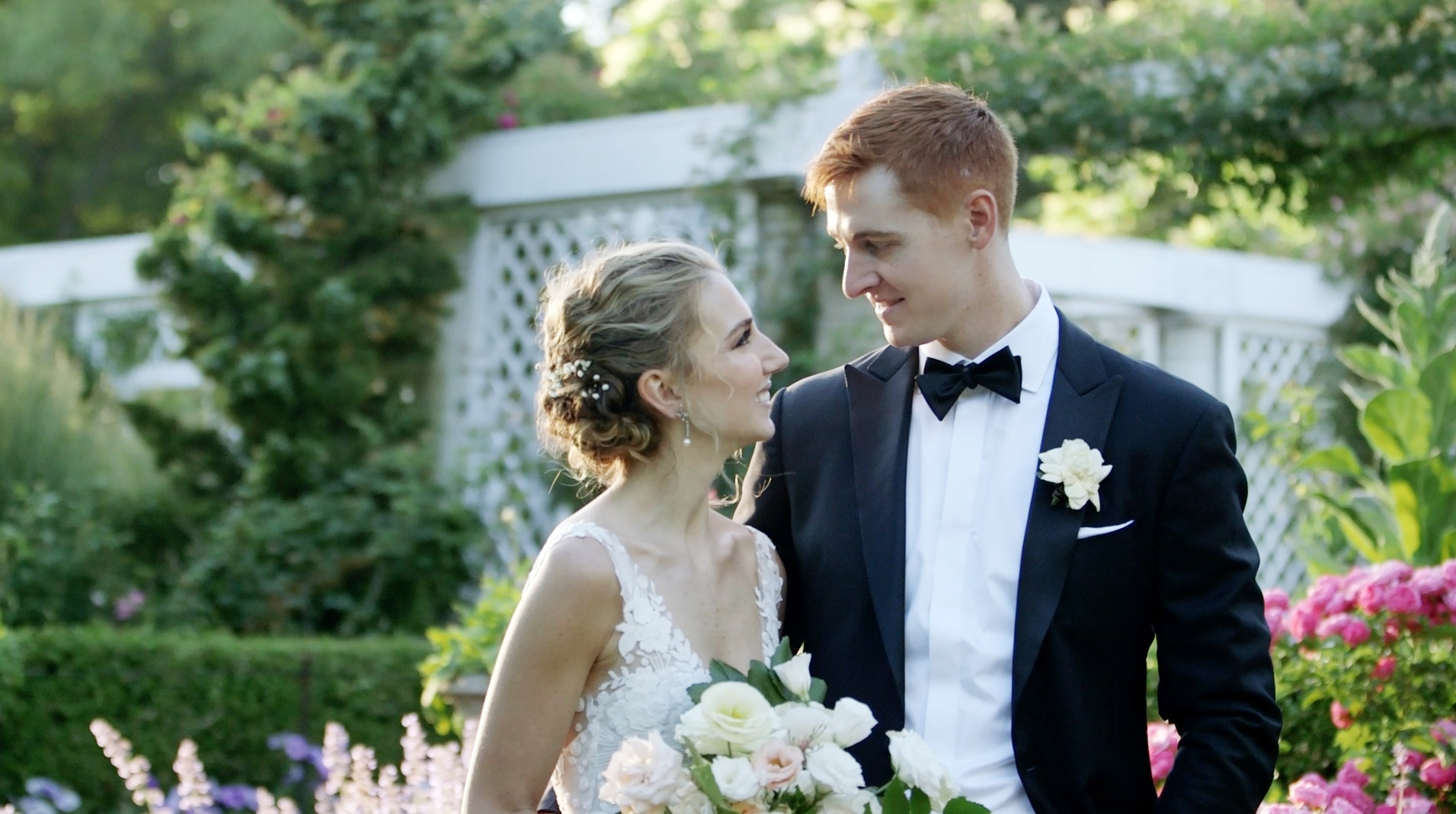 Amanda + Nick | Brooklyn, New York | Brooklyn Botanic Garden