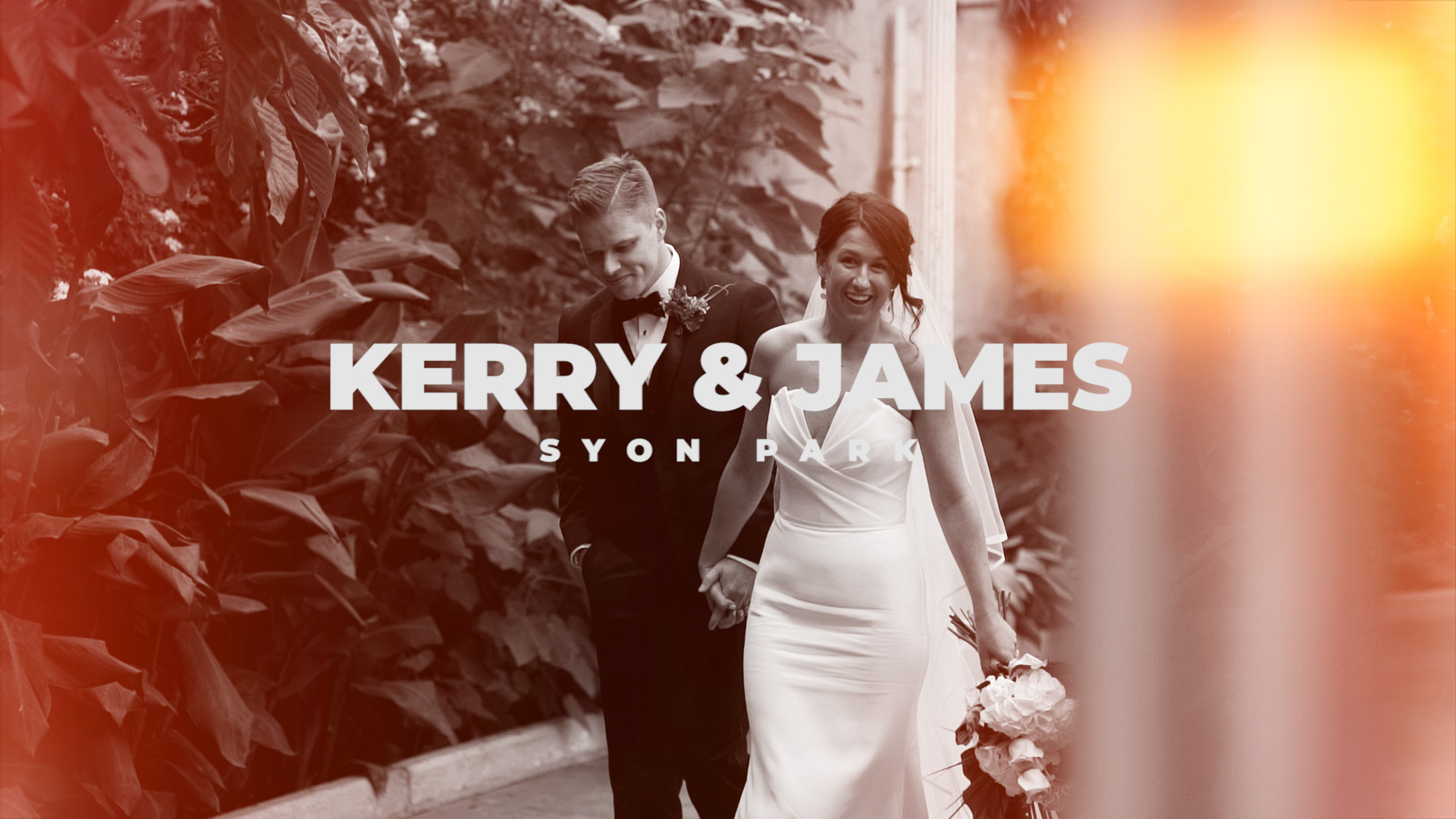 Kerry + James | London, United Kingdom | Syon Park