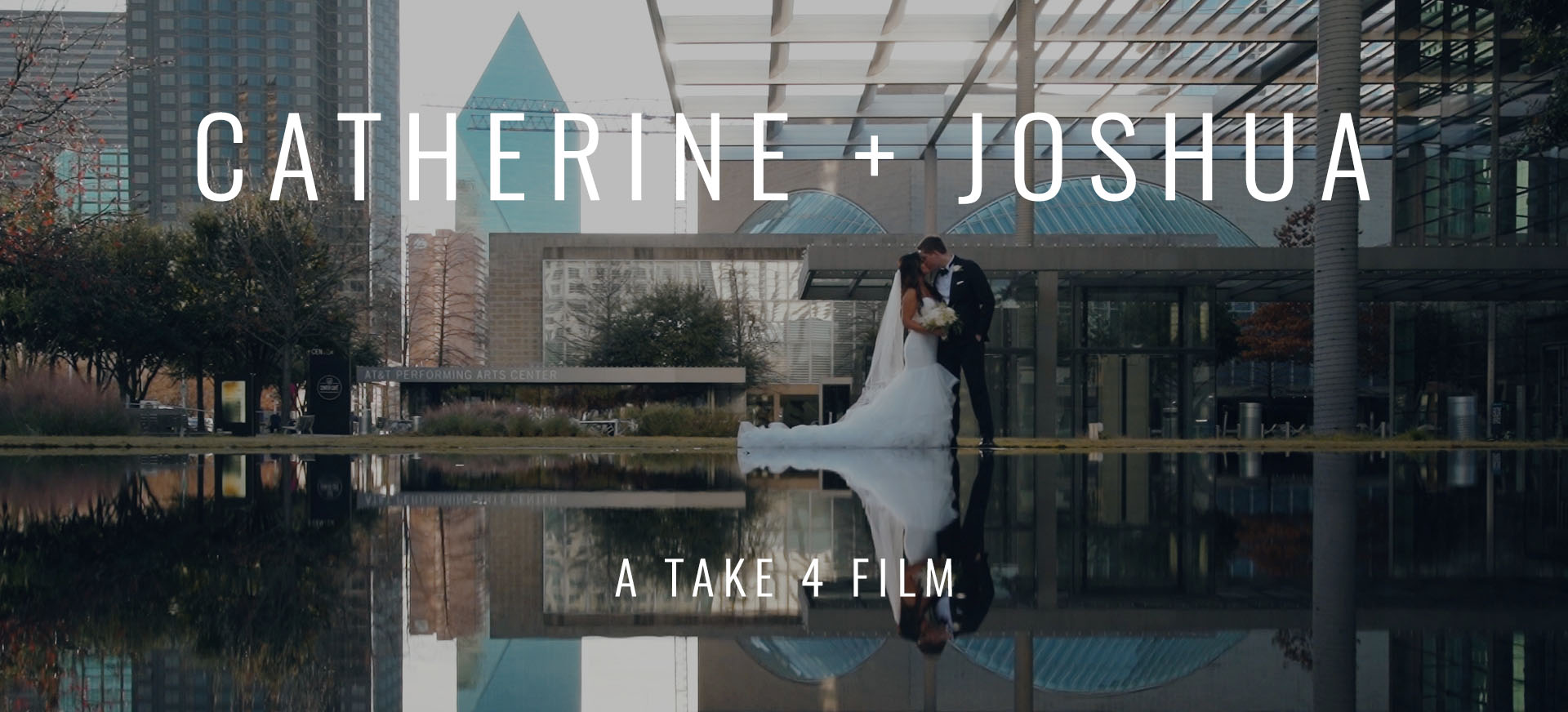 Catherine + Joshua | Dallas, Texas | The Carlisle Room