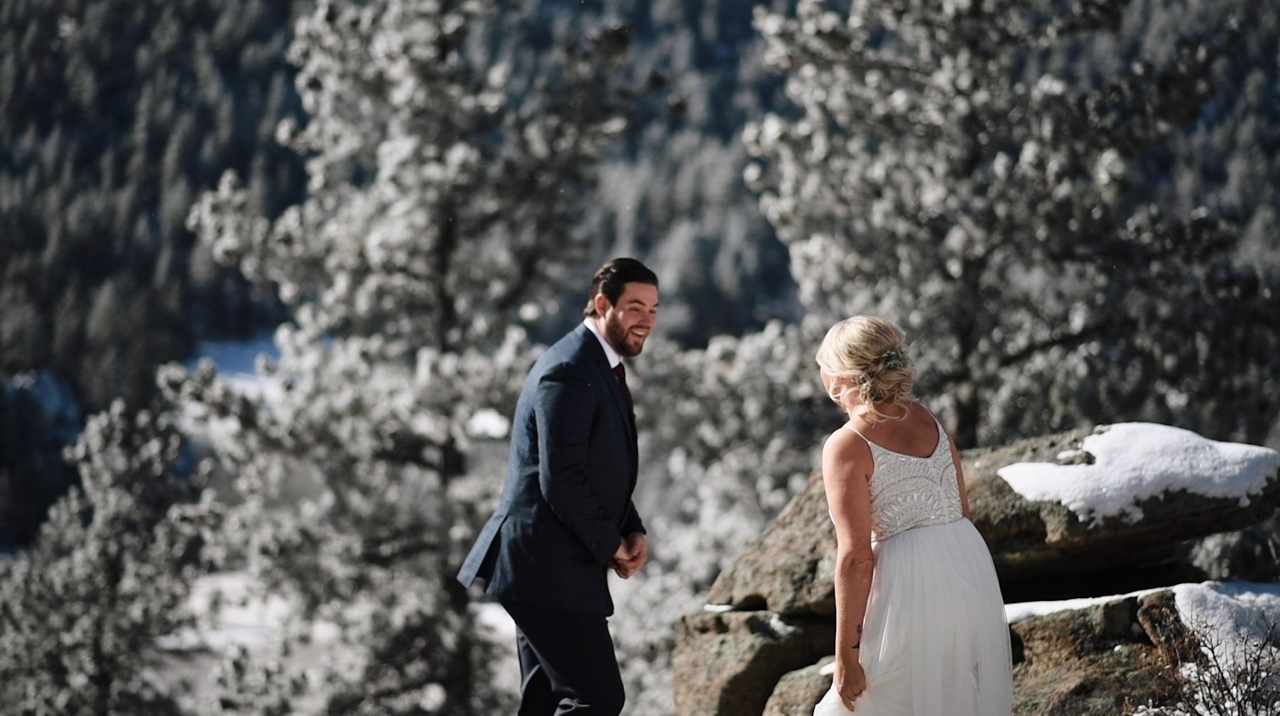 Brittany + Matt | Estes Park, Colorado | Rocky Mountain National Park