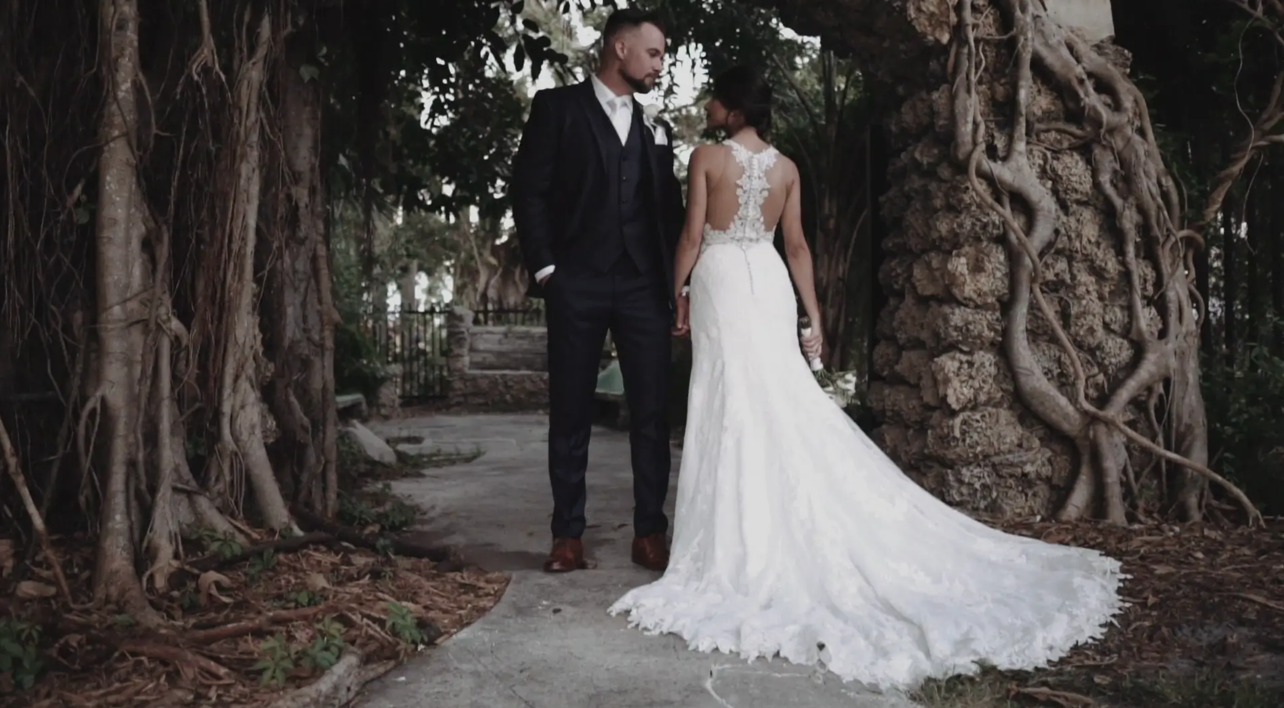 Jarrod Freeborn + Daniela Freeborn | Miami, Florida | Curtis Mansion