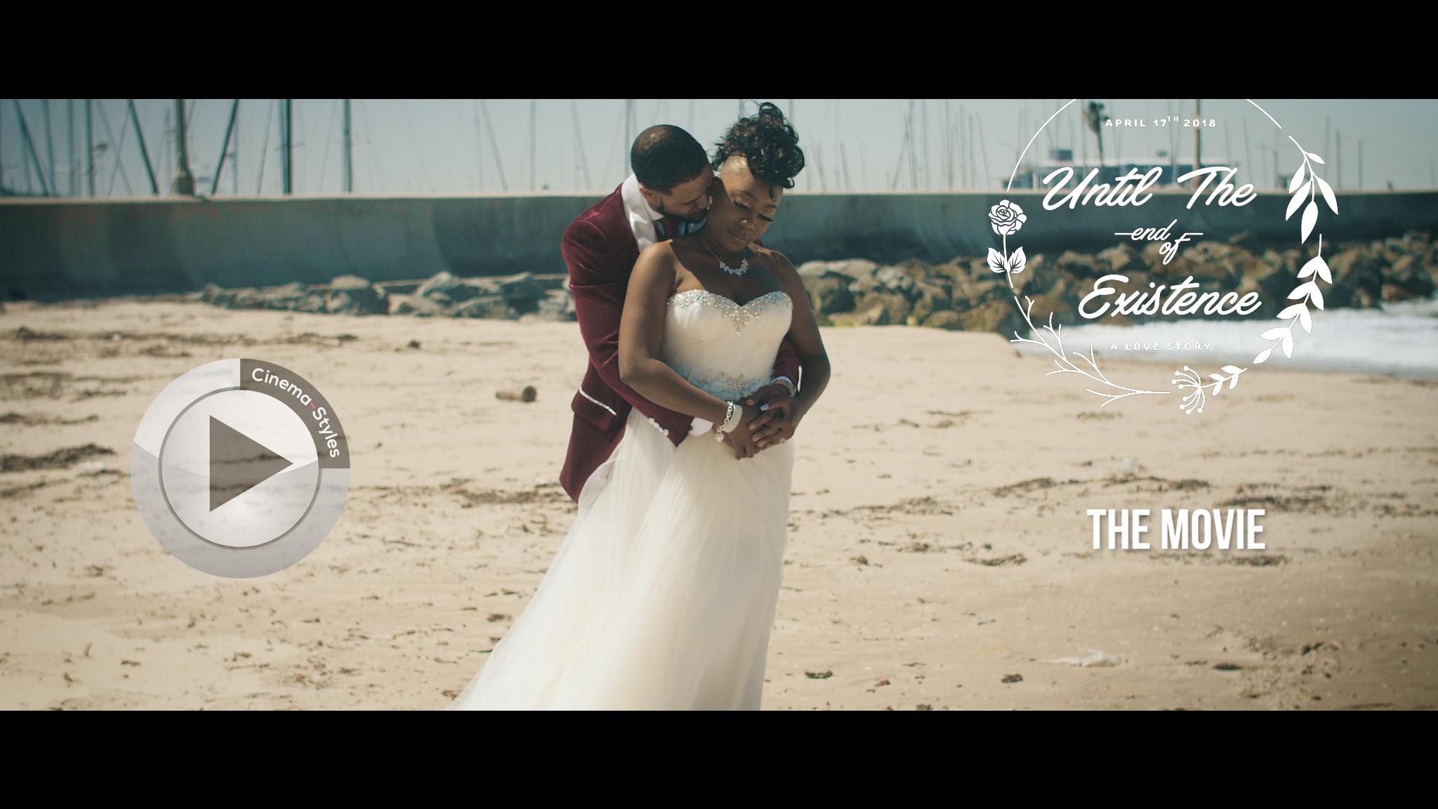 ShaRhonda + Tyrone | Marina del Rey, California | Chart House Marina Del Ray