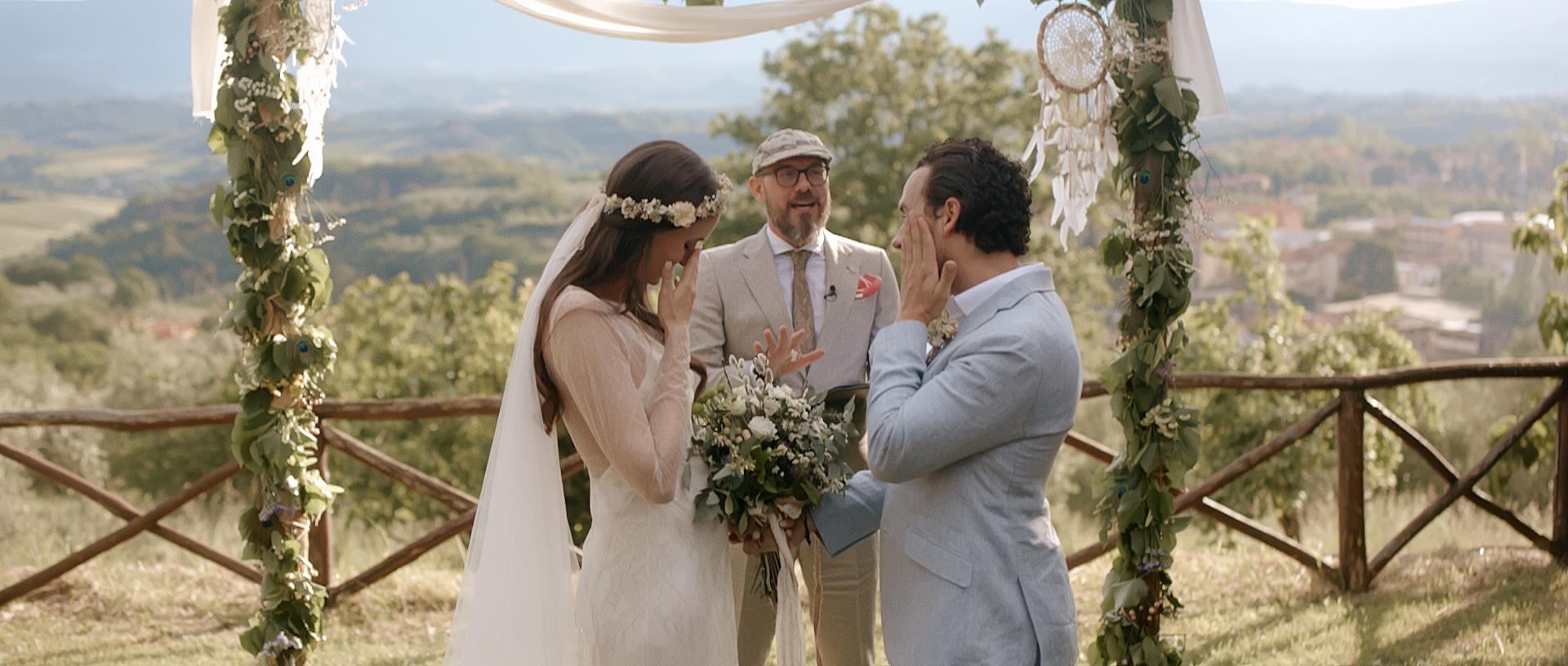 Alex + Michael | Arezzo, Italy | Castelfranco di Sopra