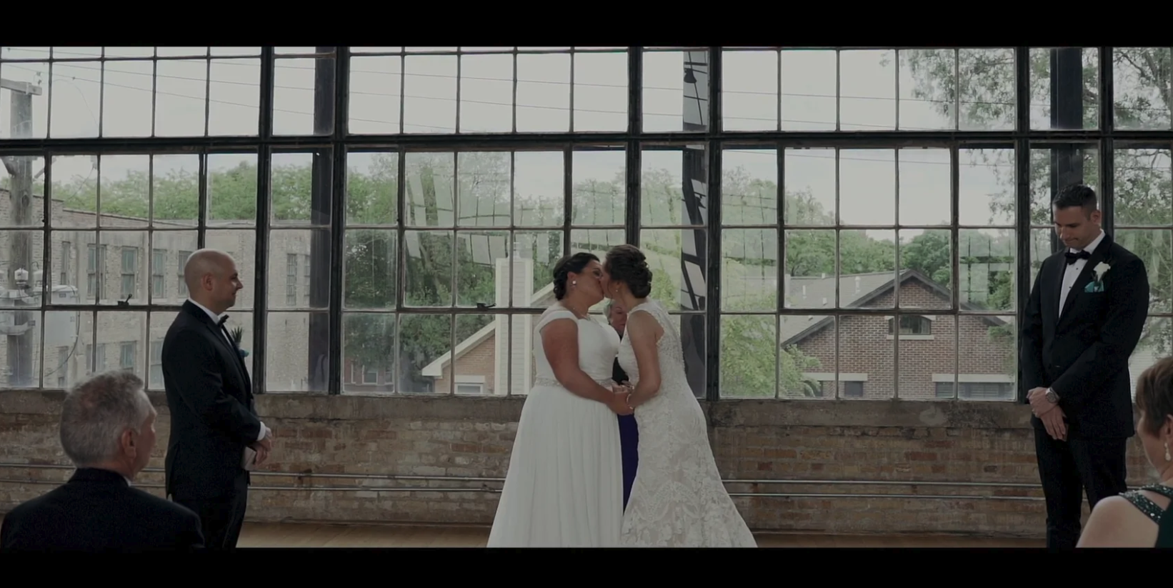 Katie + Natalie | Chicago, Illinois | Ravenswood Event Center