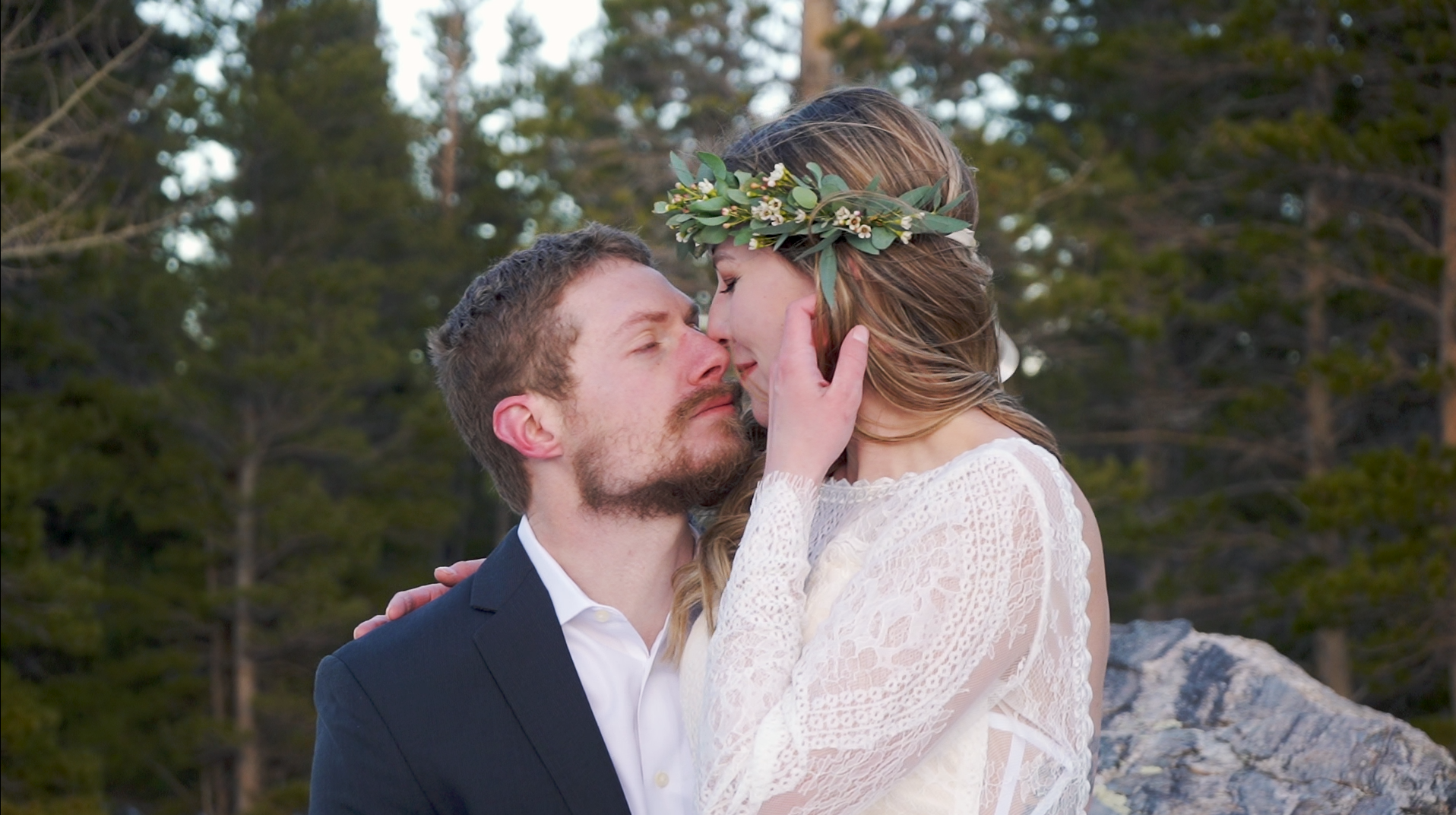 Zack + Samantha | Estes Park, Colorado | Rocky Mountain National Park