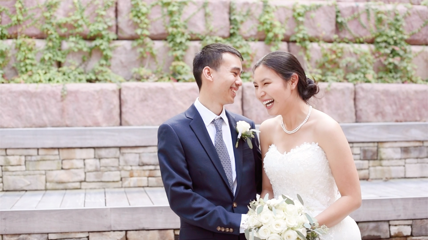 Beverly + Nick | Mount Kisco, New York | a church