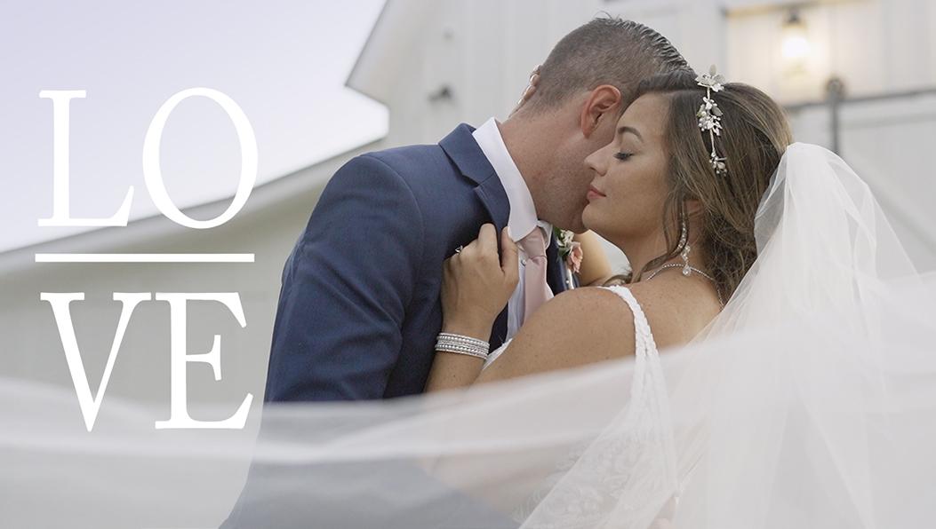 Christa + Matt | Wesley Chapel, Florida | Protea Barn
