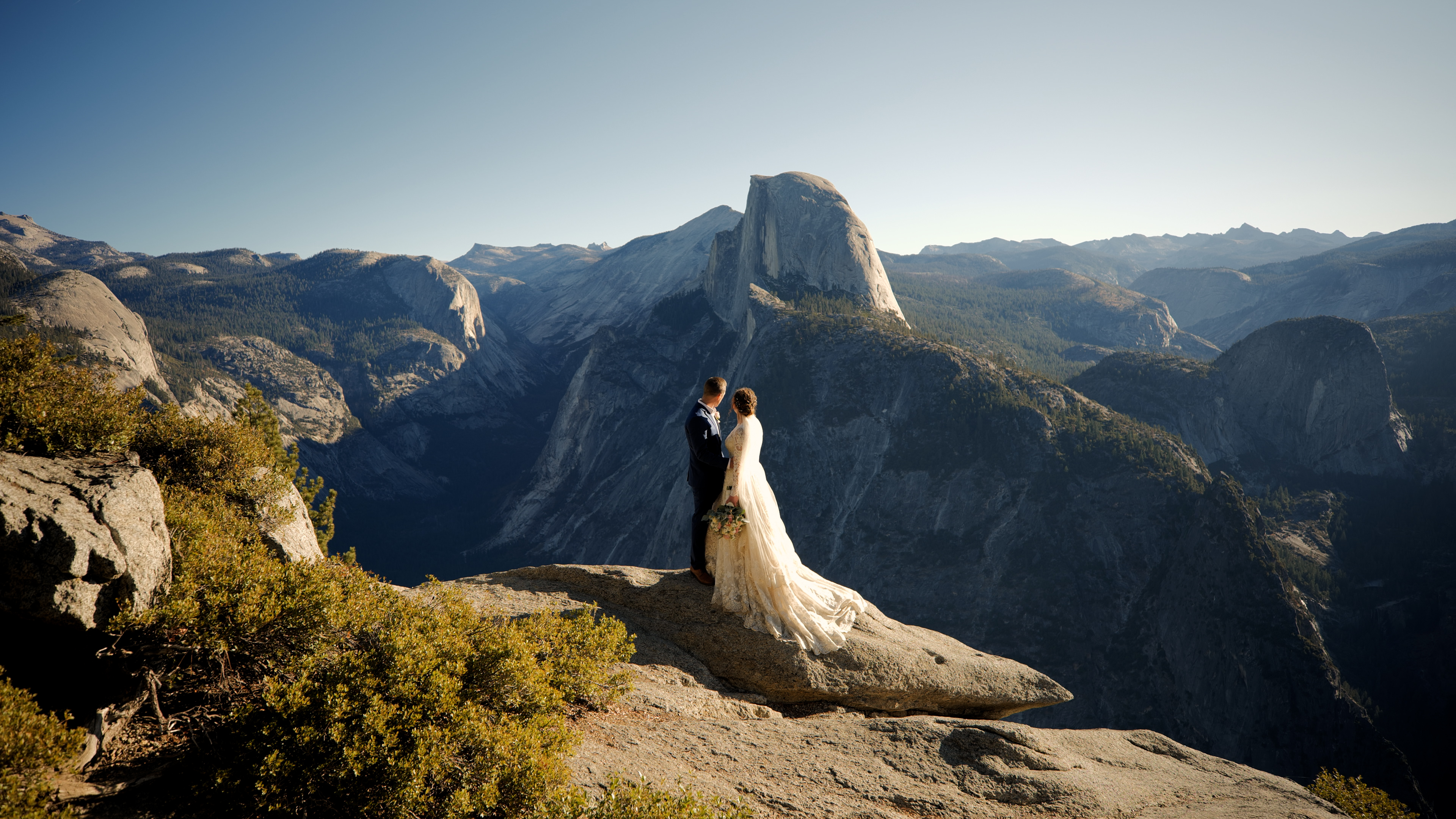 Sarah + Adam | Yosemite Valley, California | Yosemite National Park