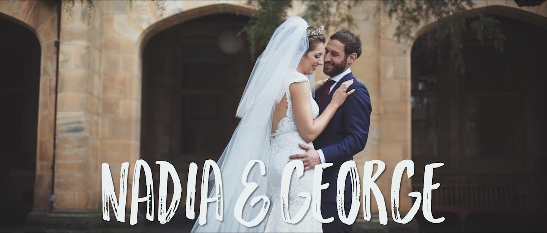 Nadia + George | Epping, Australia | Manor on High