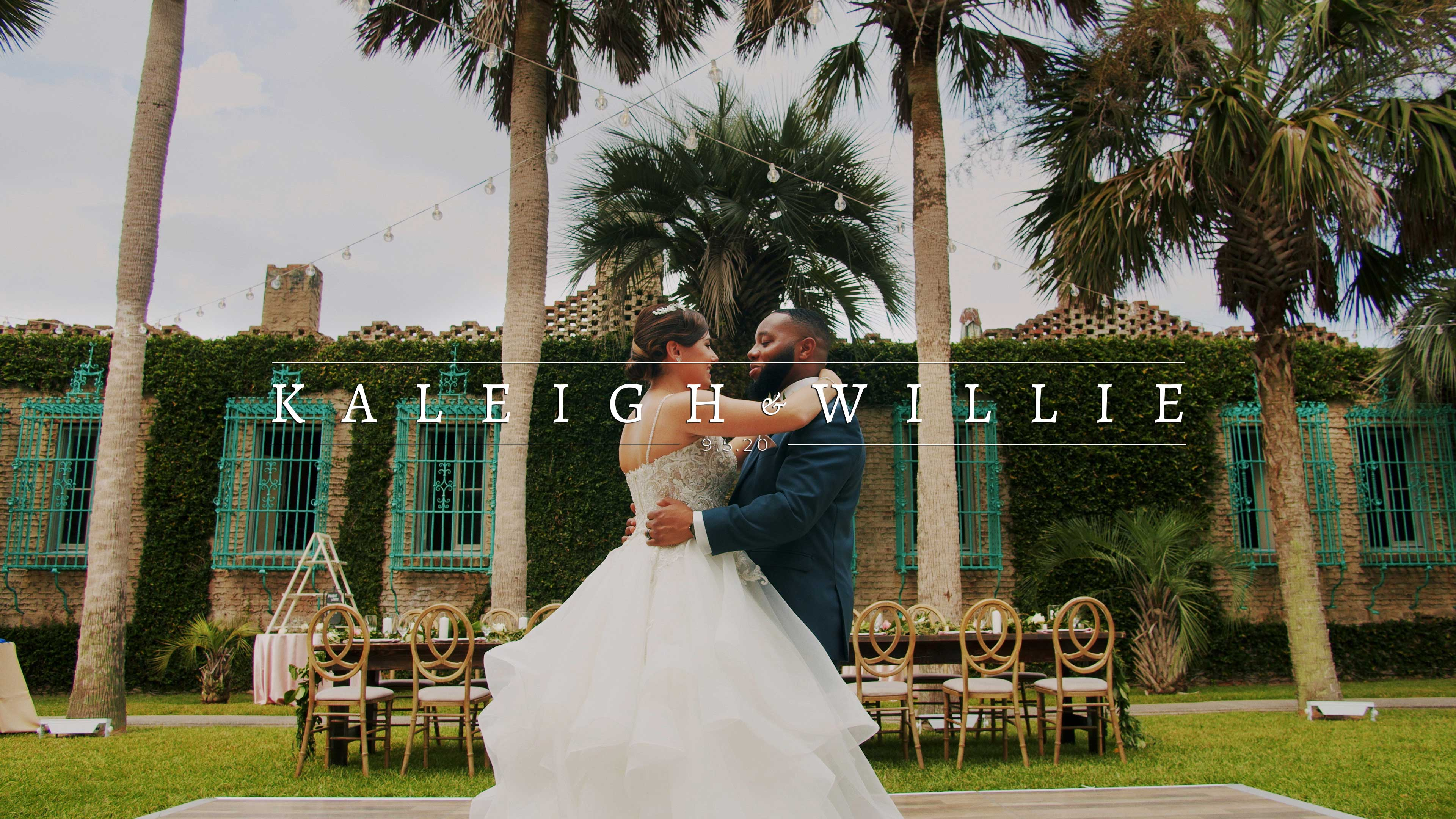 Kaleigh + Willie | Murrells Inlet, South Carolina | Atalaya Castle