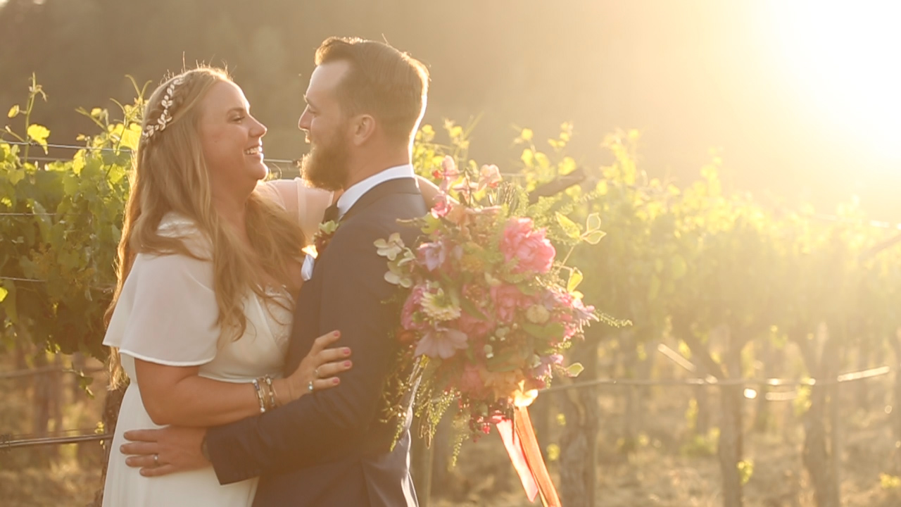 Brittany + Mike | Saint Helena, California | Trespass Vineyards, Saint Helena