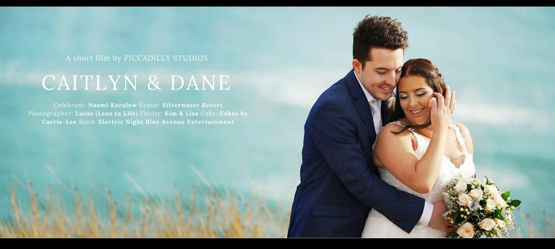 Caitlyn + Dane | San Remo, Australia | Silverwater