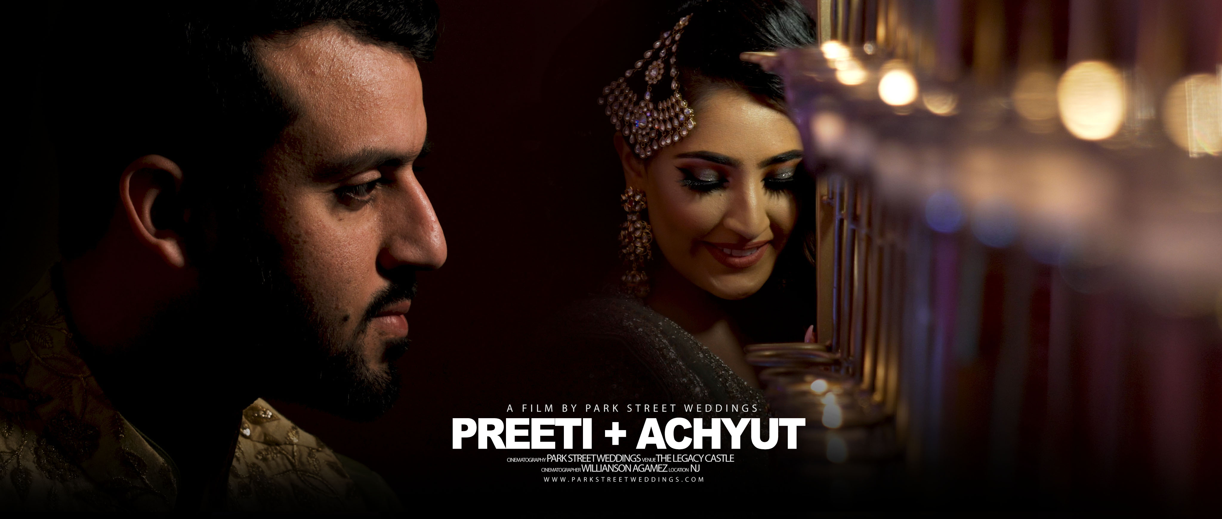 Preeti + Achyut | New Jersey, New Jersey | The Legacy Castle