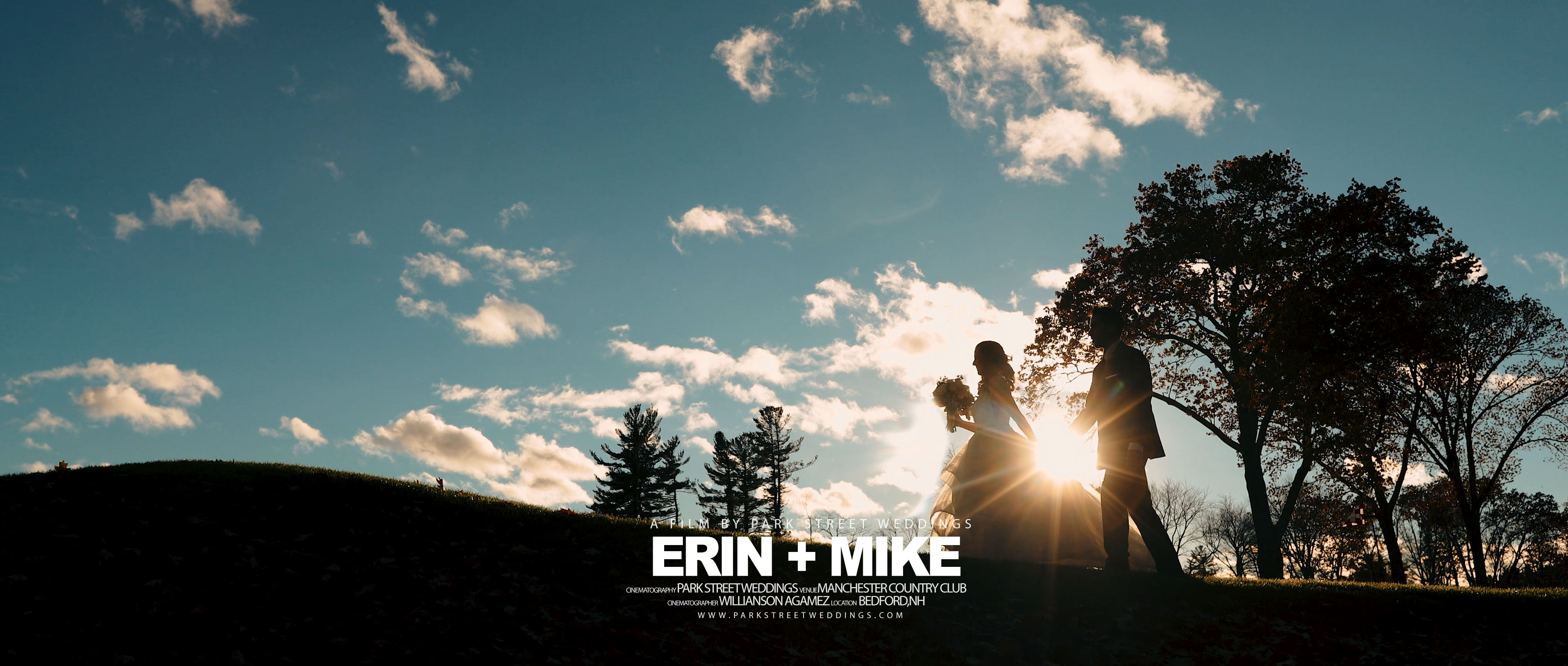 Erin + Mike | Manchester, New Hampshire | Manchester Country Club