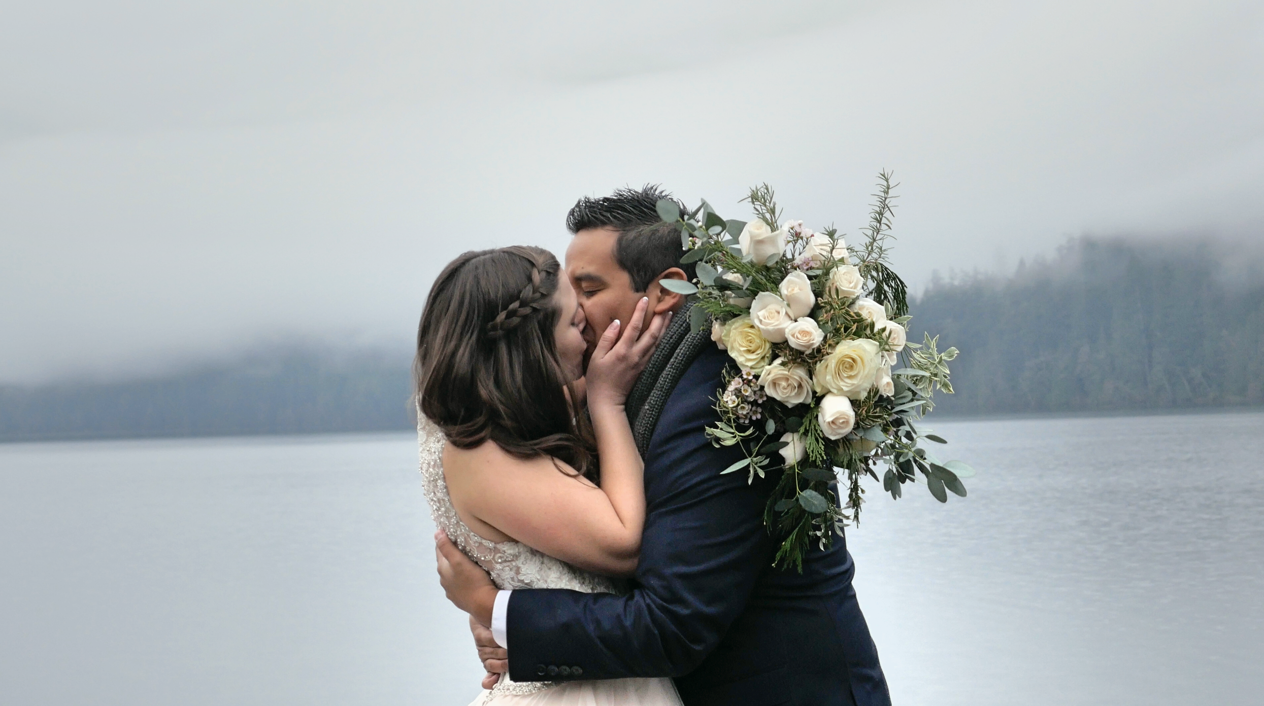 Vincent + Megan | Port Angeles, Washington | Lake Crescent, Port Angeles