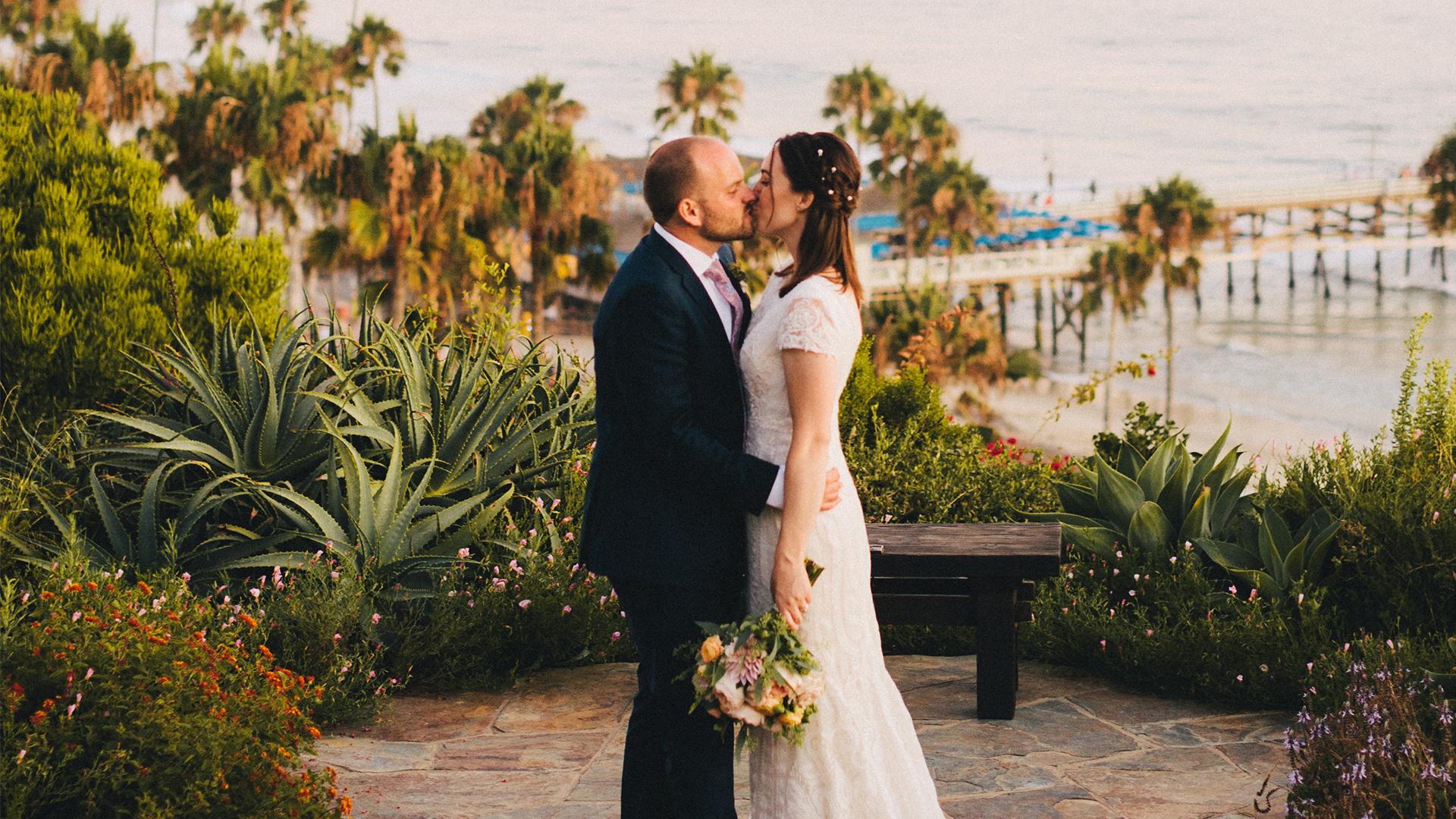 Vanessa + Niklas | San Clemente, California | Casa Romantica