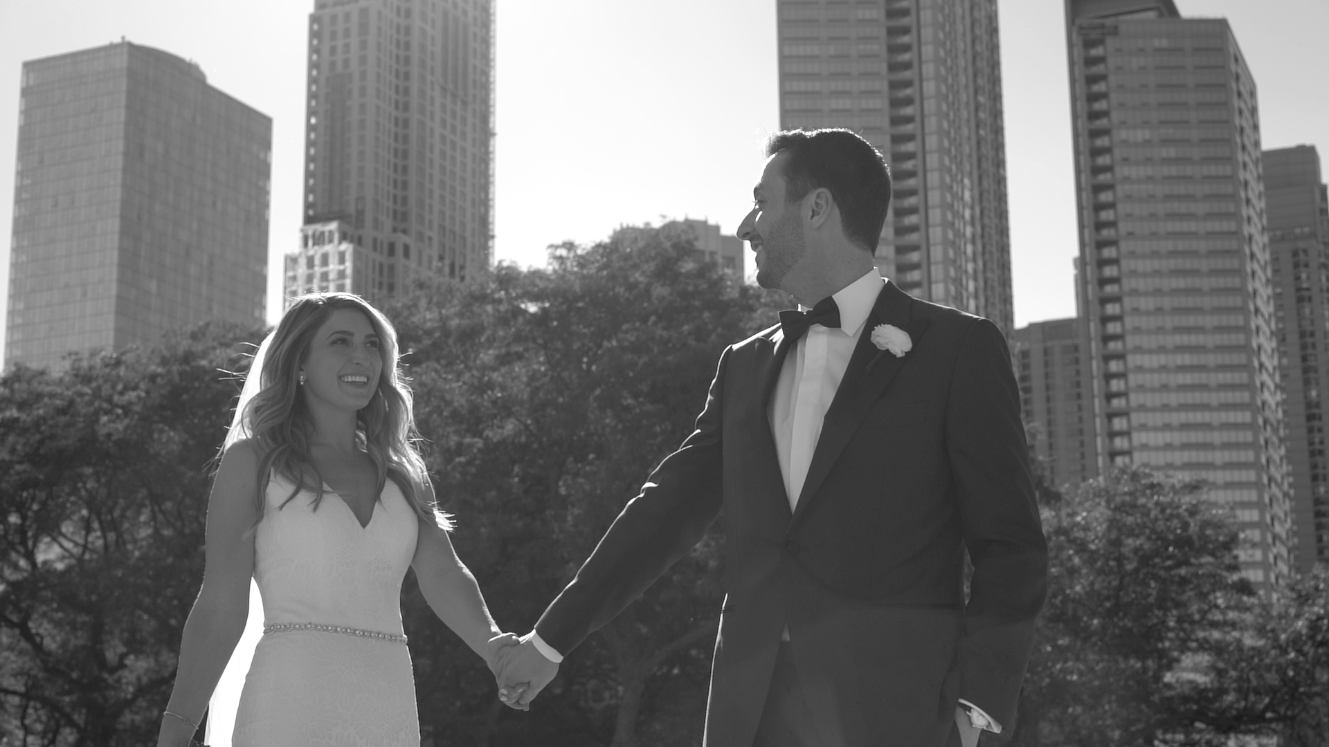 Amy + Ross | Chicago, Illinois | Revel Motor Row