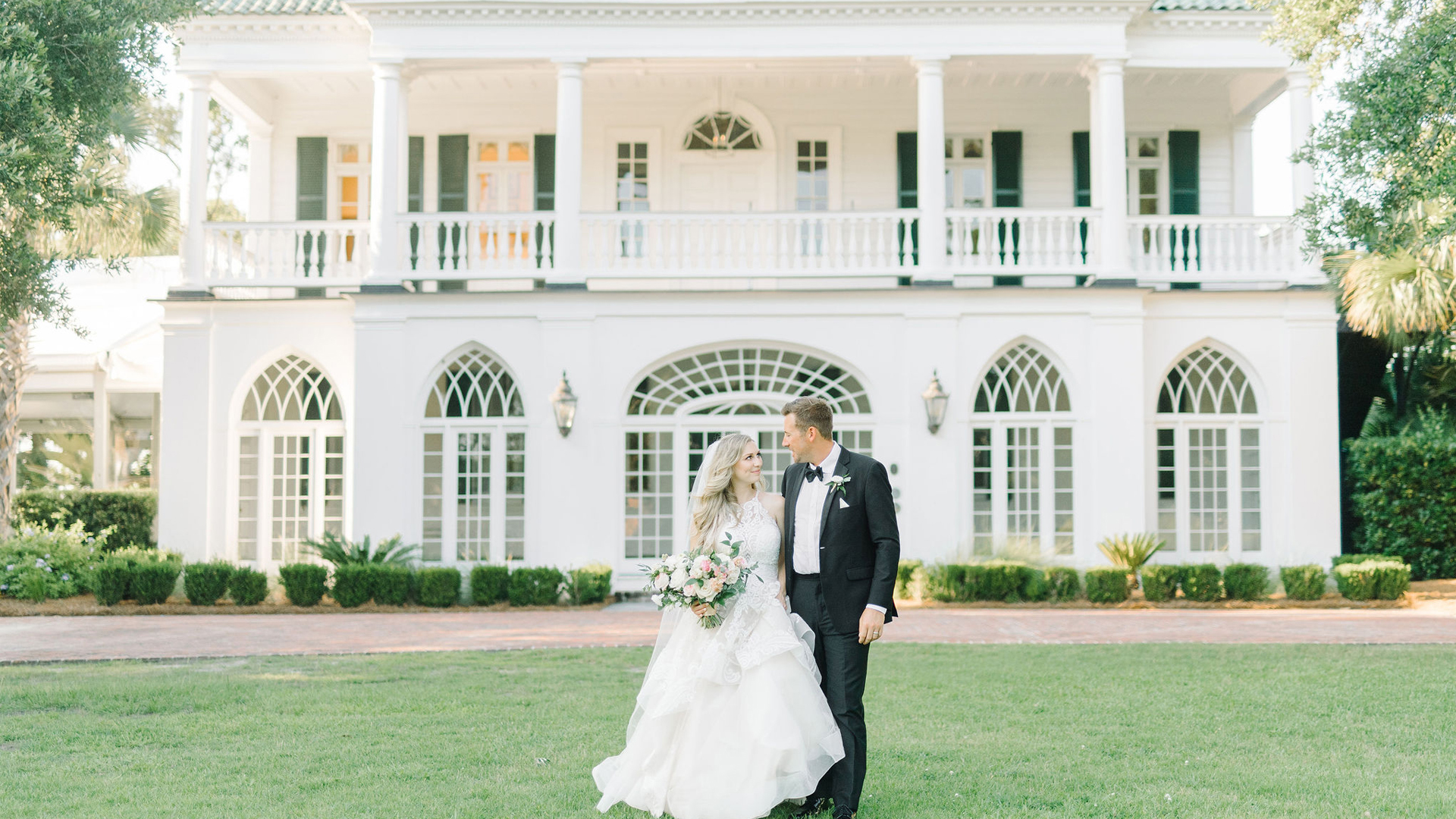 Hannah + Benjamin | Charleston, South Carolina | Lowndes Grove