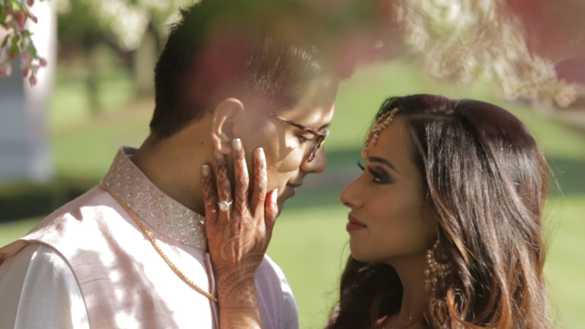 Shreya + Parth | Dearborn, Michigan | The Henry Hotel