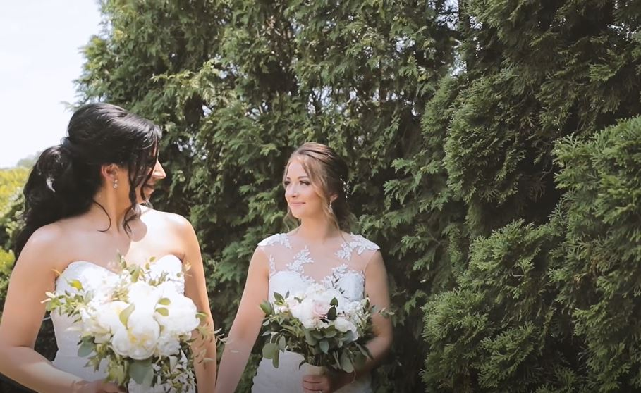 Natalie + Jenelle | Florham Park, New Jersey | The Park Savoy Estate