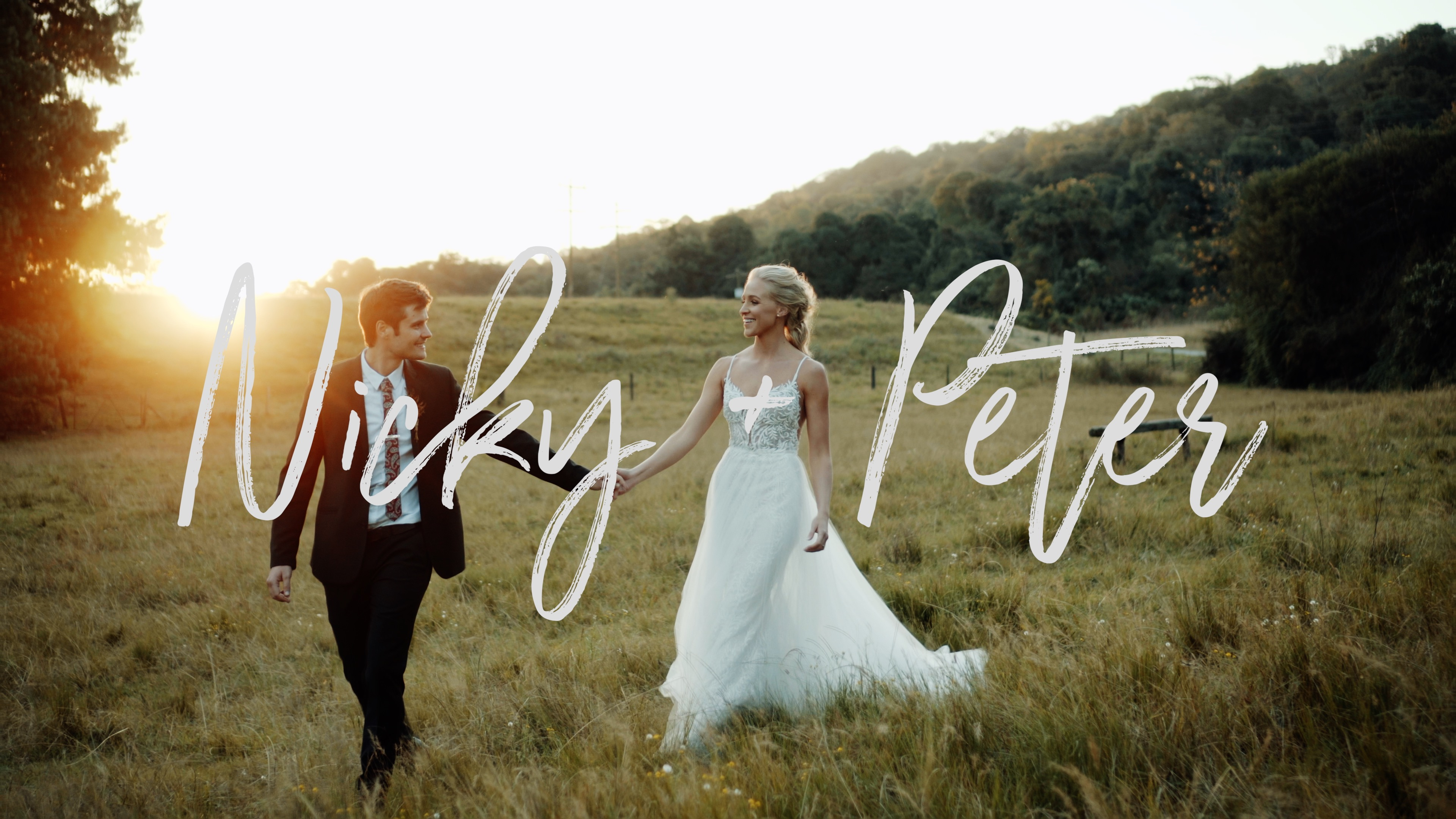 Nicky + Peter | Howick, South Africa | The Glades Farm