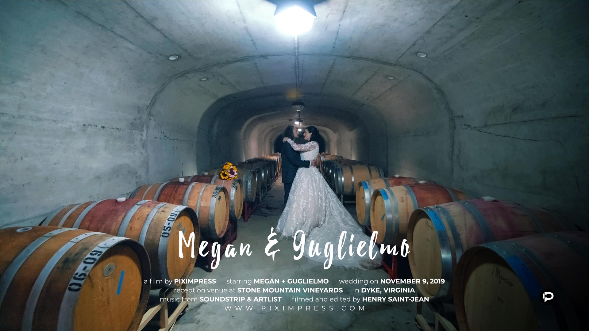 Megan + Guglielmo   Dyke, Virginia   Stone Mountain