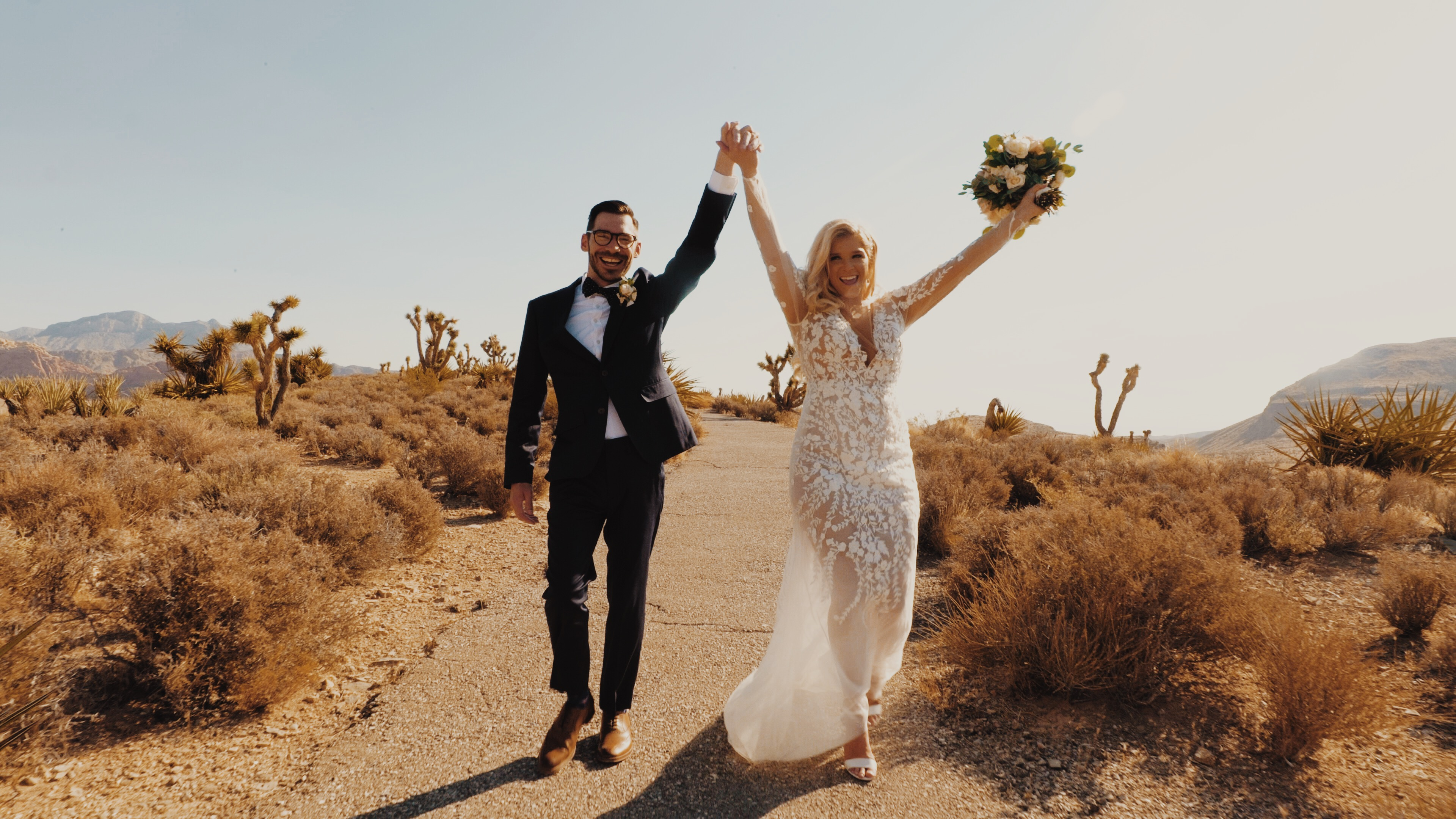 Alyssa + Josh | Las Vegas, Nevada | Red Rock Canyon