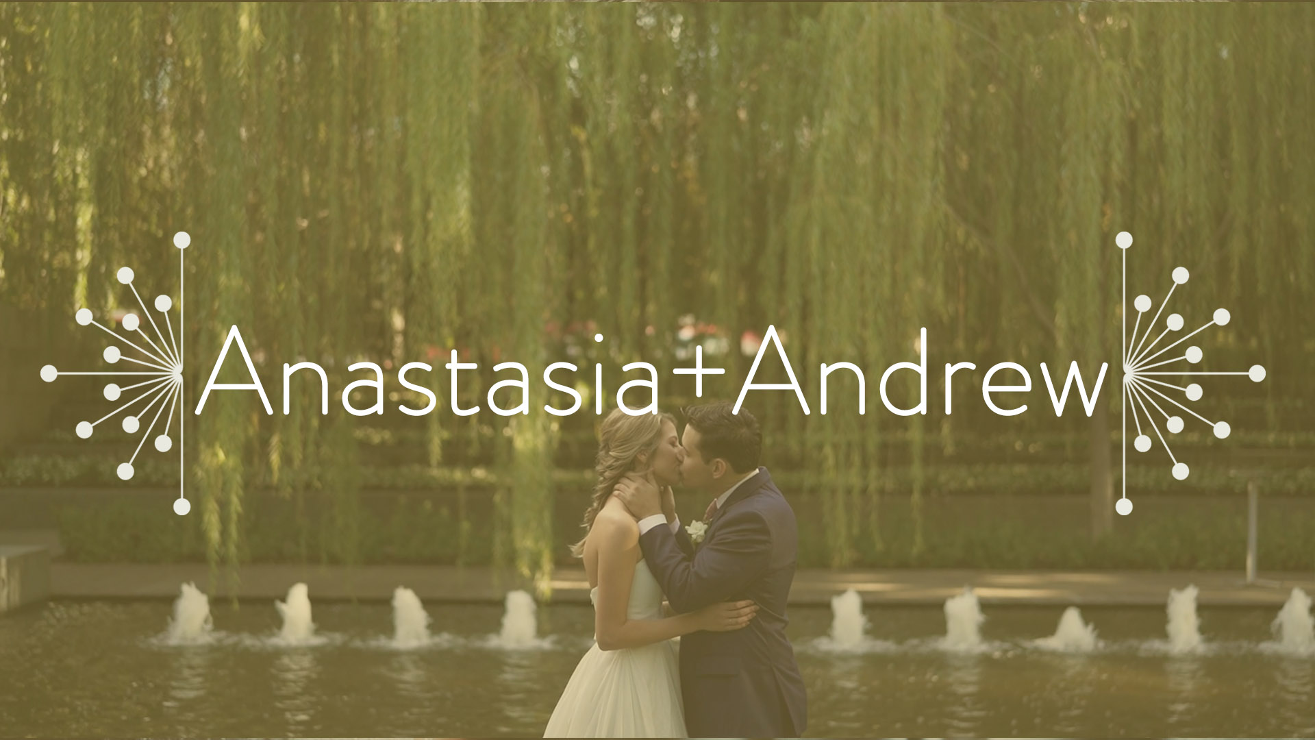 Anastasia + Andrew | Dallas, Texas | Nasher Sculpture Center