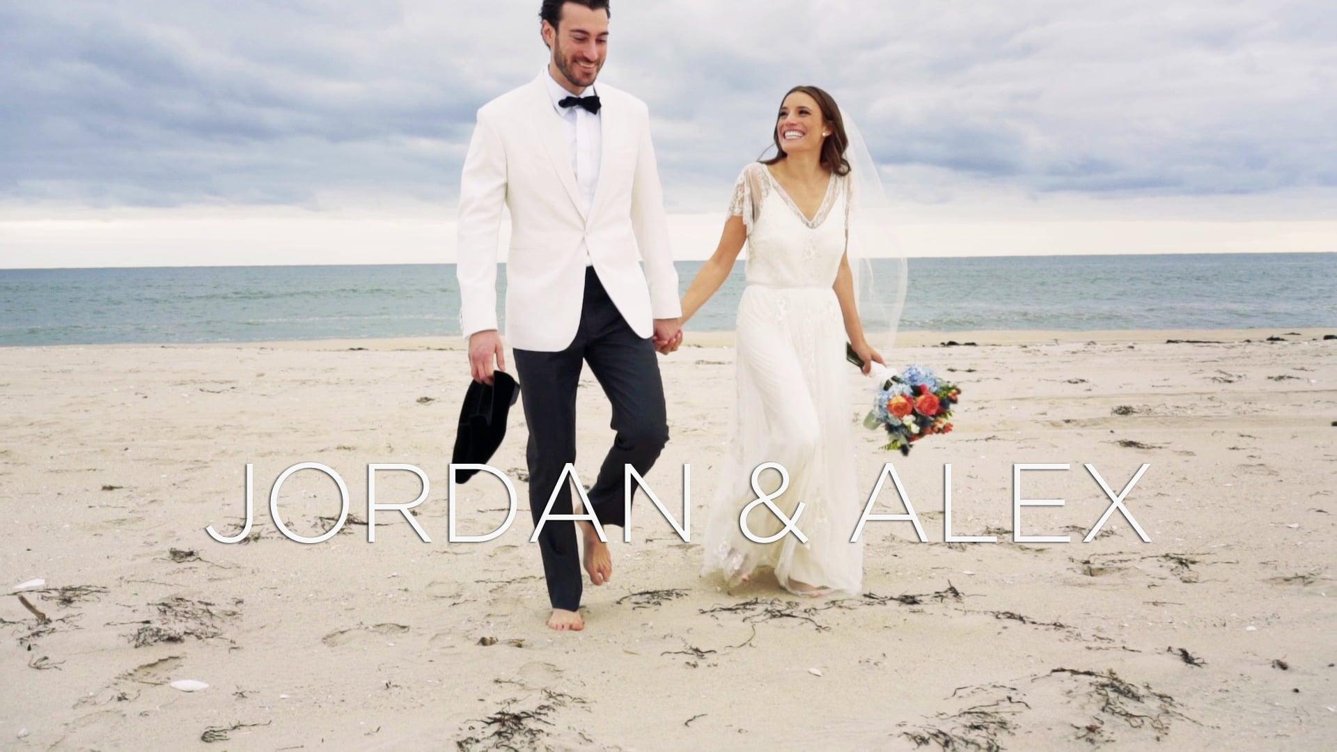 Jordan + Alex | New York, New York | Oceanbleu