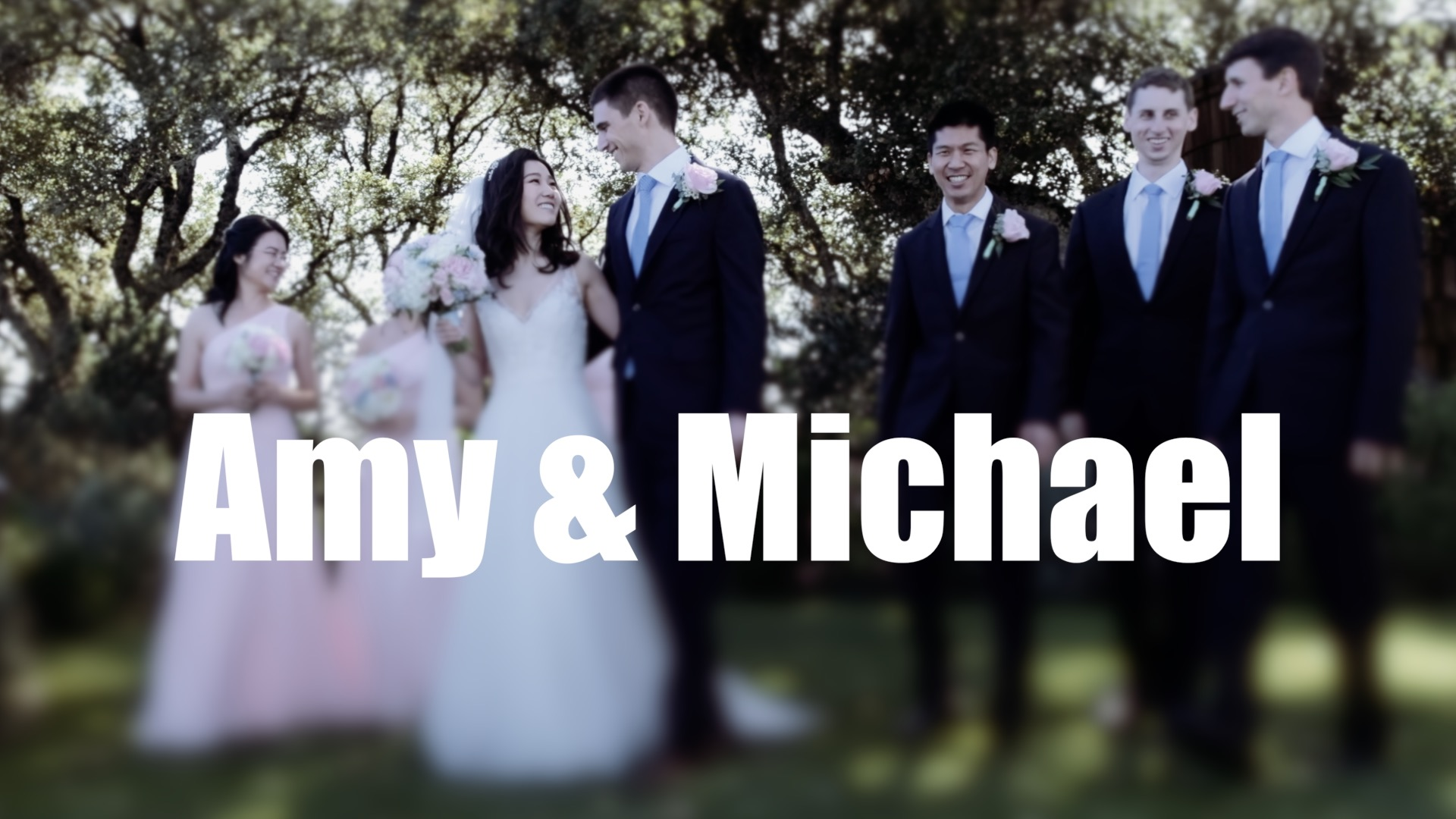Amy + Michael | Woodside, California | Thomas Fogarty Winery