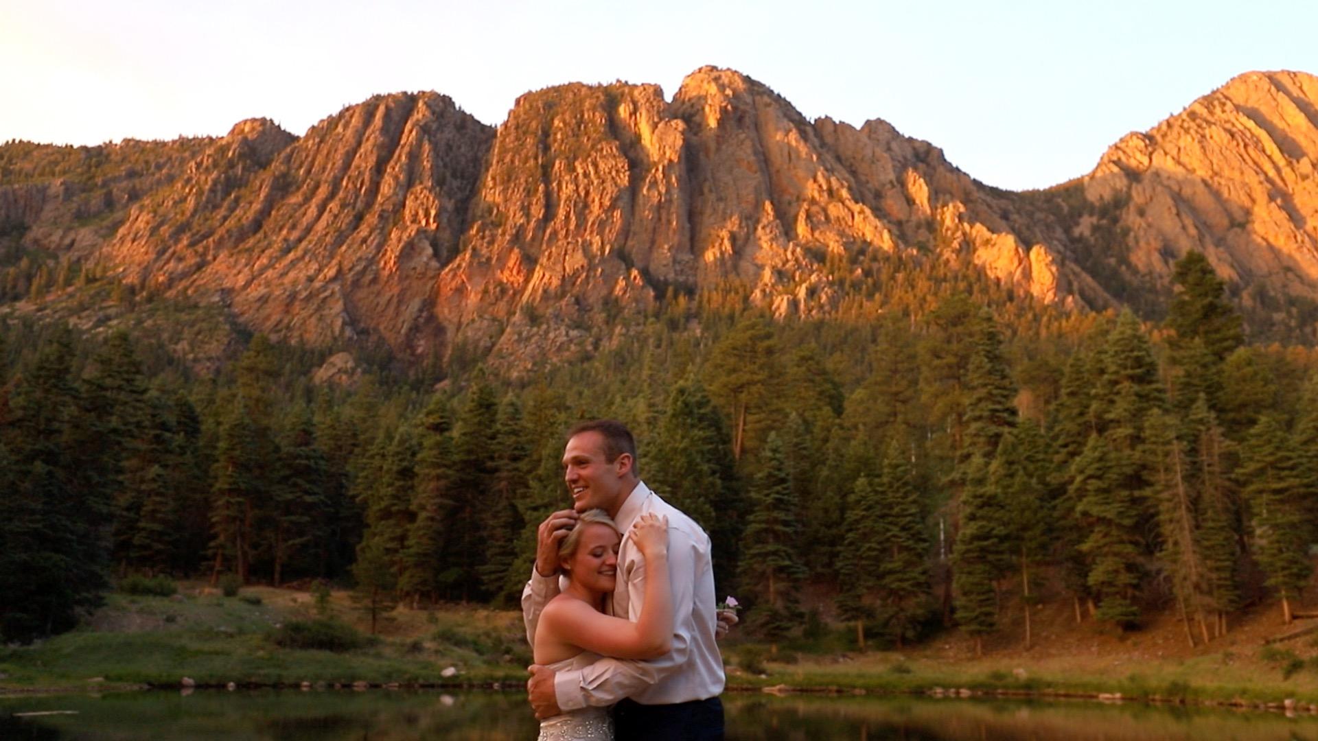 Trevin + Hadyn | Chama, New Mexico | Corkin's Lodge, Chama