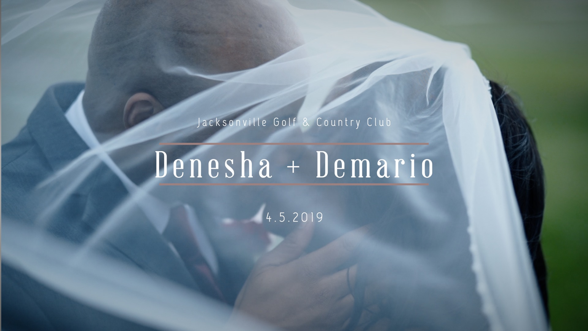 Denesha + Demario | Jacksonville, Florida | jacksonville Golf and Country Club