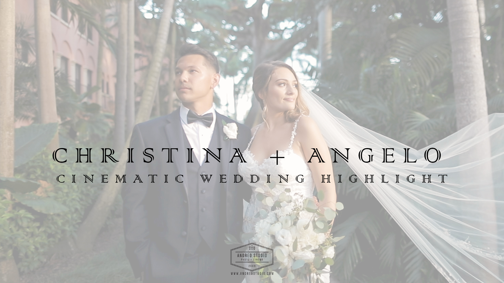 Christina + Angelo | Boca Raton, Florida | The Boca Resort