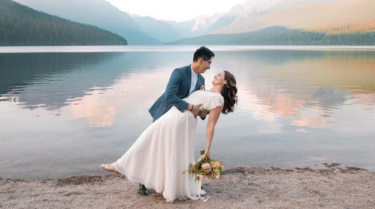 Marissa + Julio | Whitefish, Montana | Glacier National Park