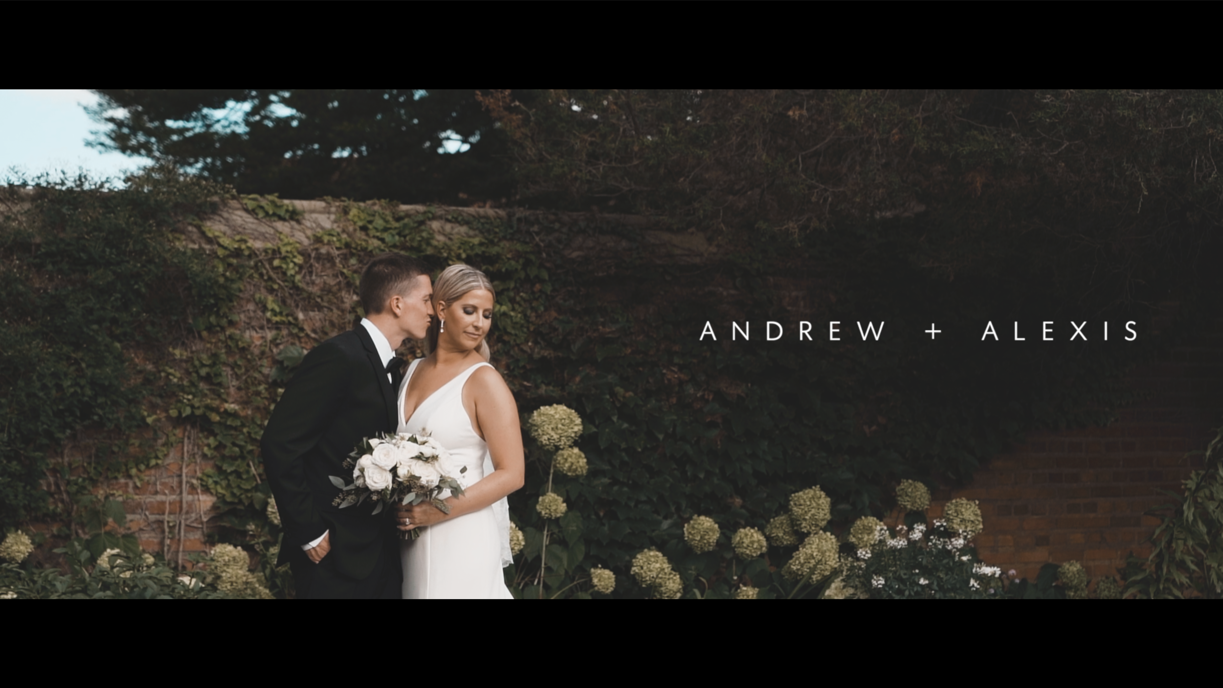 Andrew + Alexis | Rochester Hills, Michigan | Meadow Brook Hall