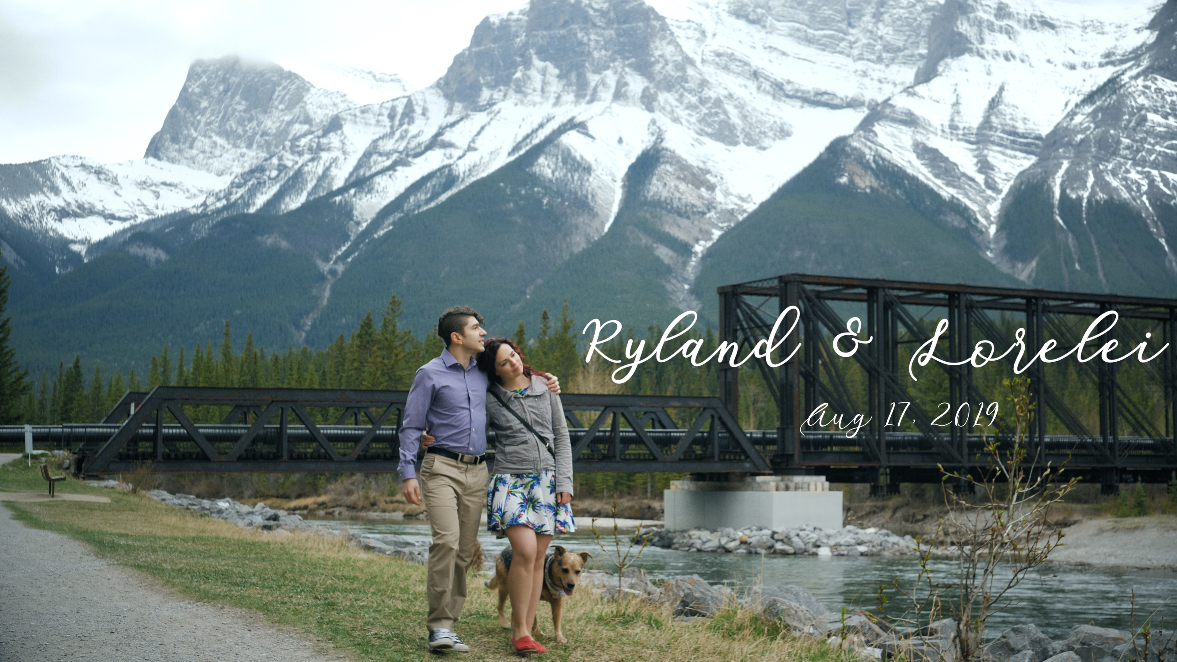 Ryland + Lorelei | Edmonton, Canada | Prairie Gardens & Adventure Farm