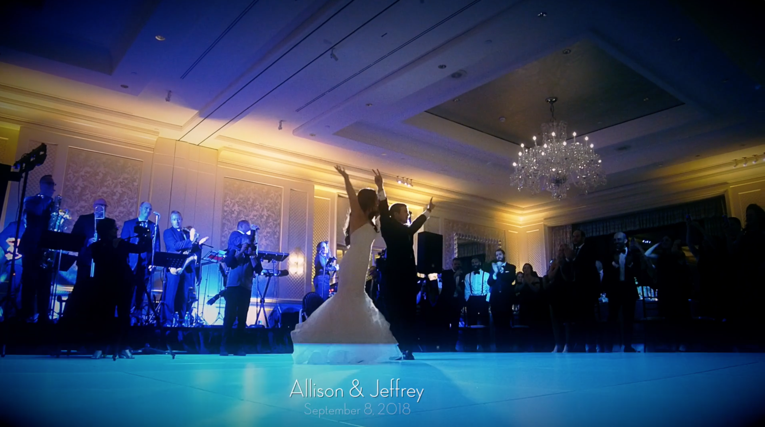 Allison + Jeffrey | Boston, Massachusetts | Four Seasons Hotel