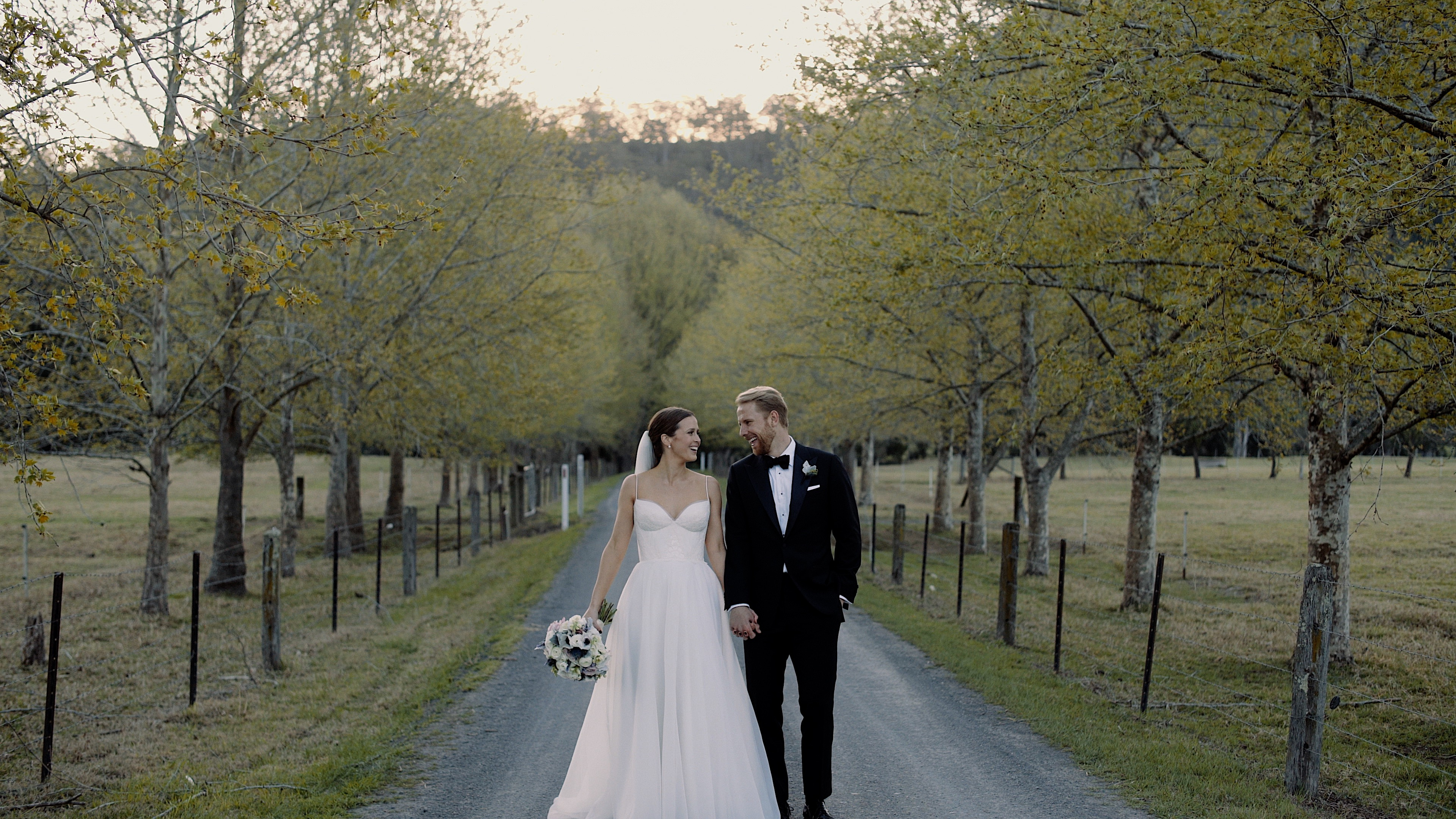 Zannie + Cam | Kangaroo Valley, Australia | Melross
