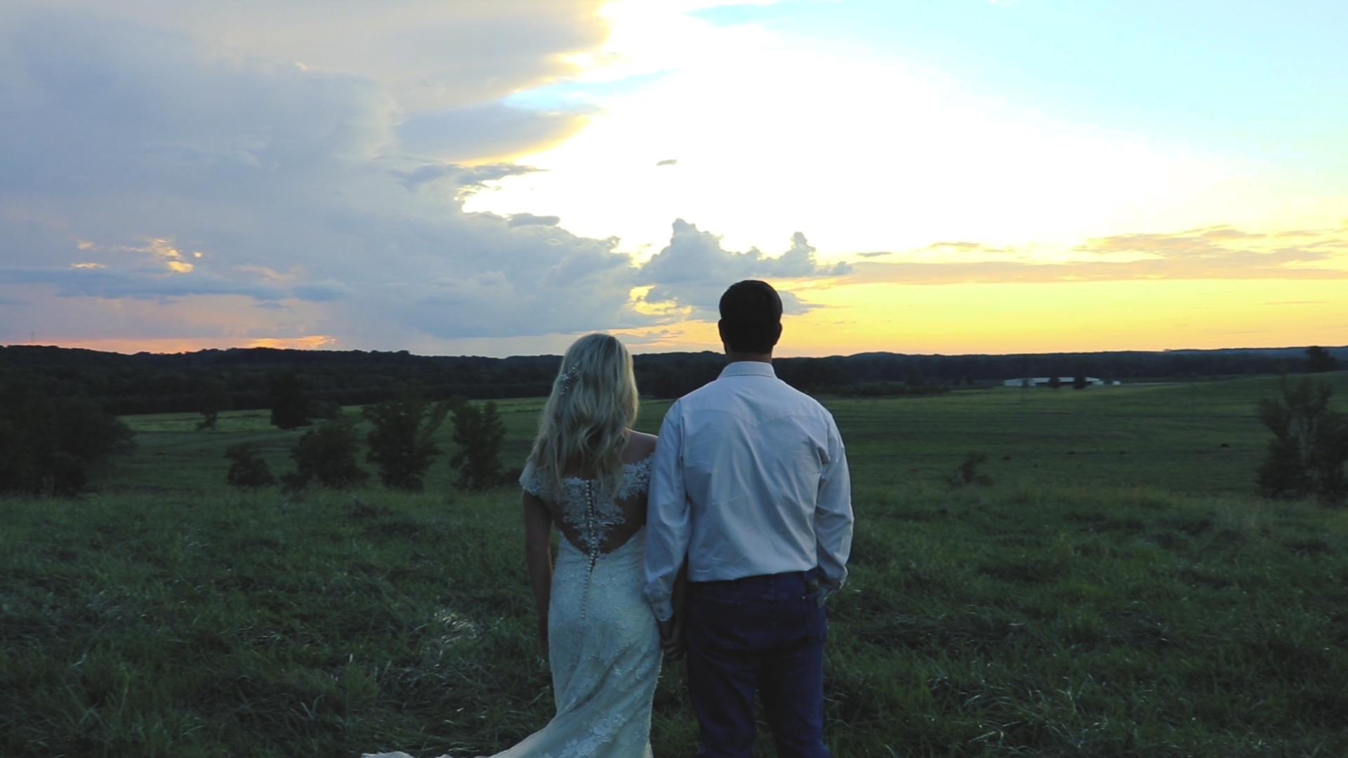 Austin + Kaitlyn | Guin, Alabama | A Family Farm