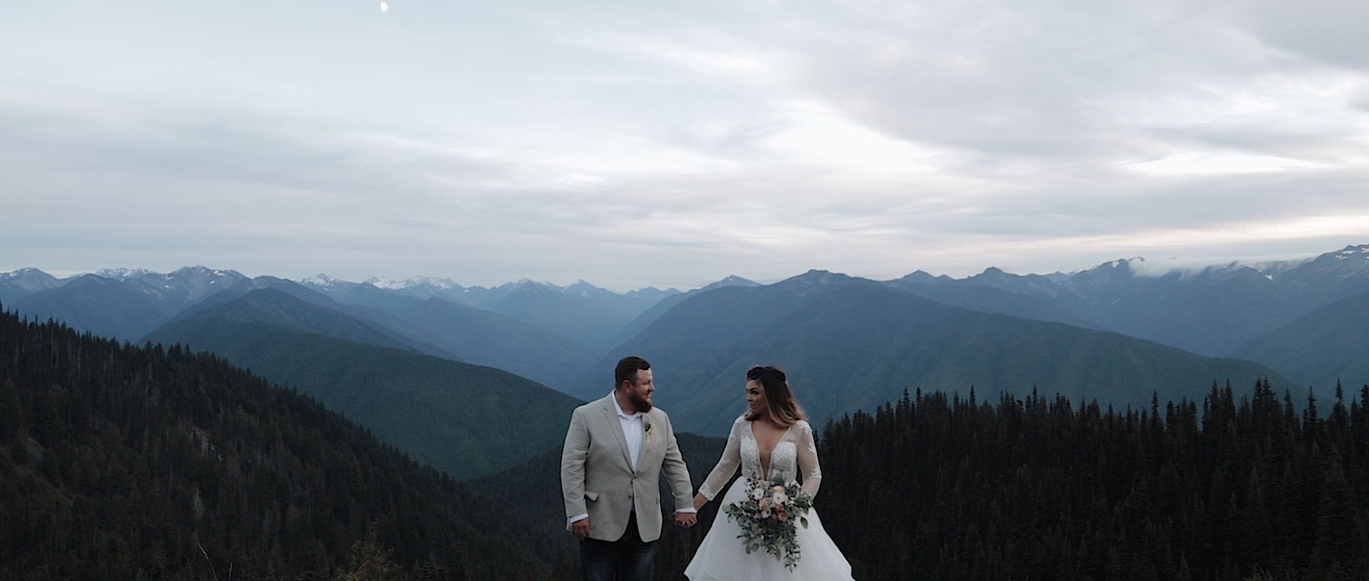 Emily + Zach | Port Angeles, Washington | Hurricane Ridge