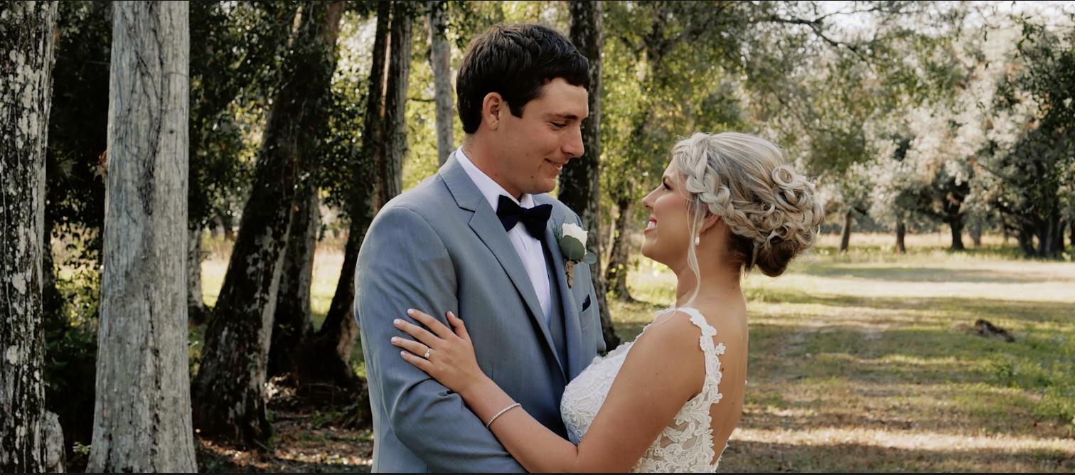 Matthew + Rachel   LaBelle, Florida   Arching Oaks