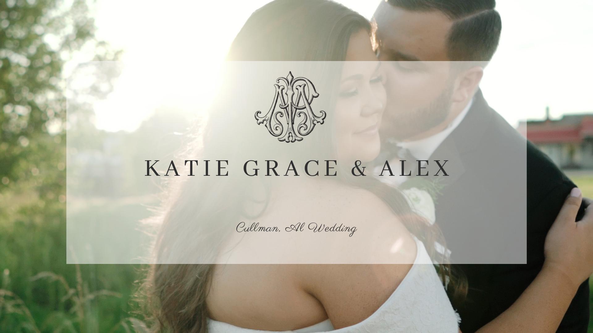 Katie Grace + Alex | Cullman, Alabama | Loft 212